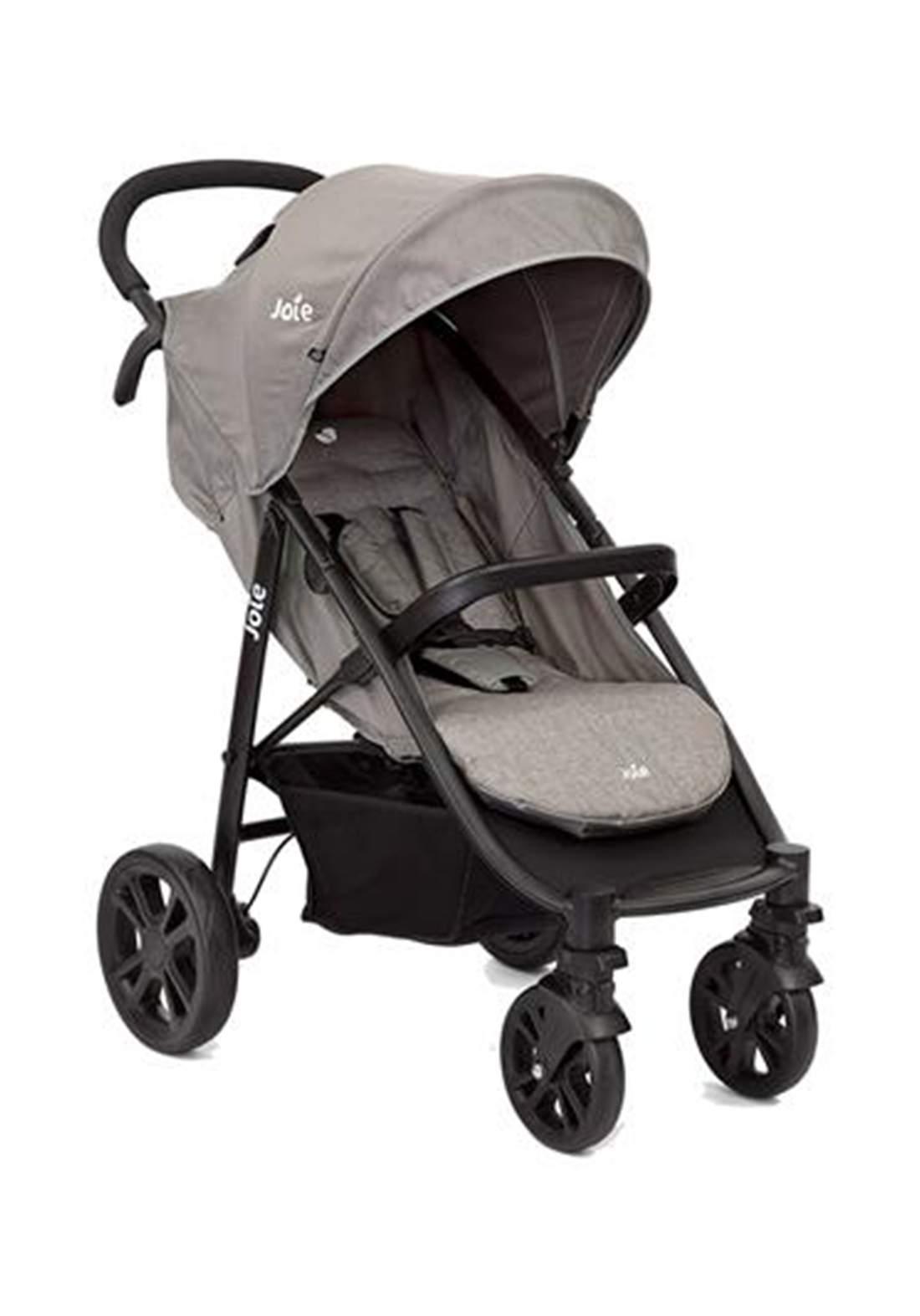 عربة اطفال  15 كغم Joie Baby S1112SAGFL000 stroller Litetrax E Gray Flannelstroller Litetrax E Gray Flannel