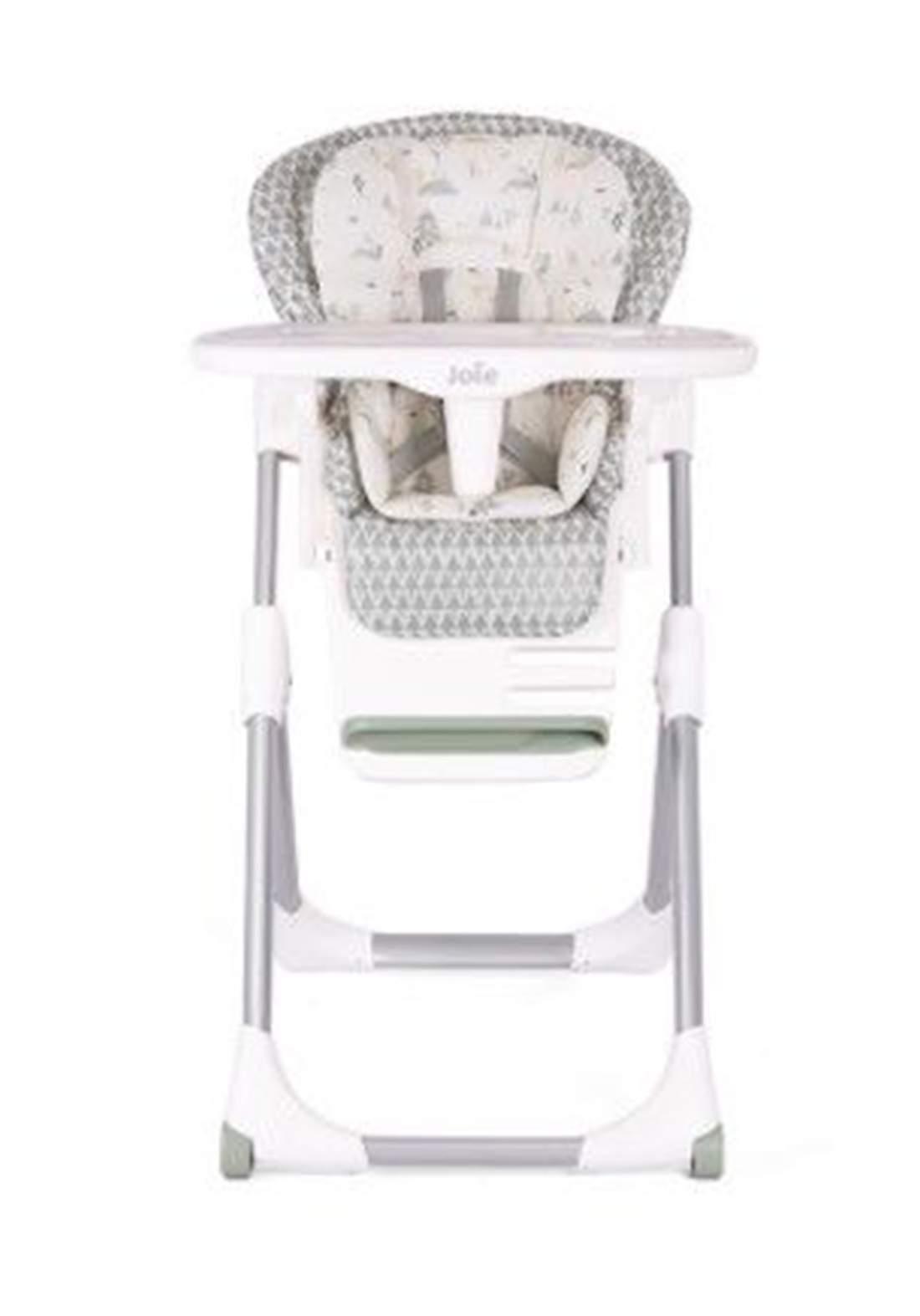 كرسي طعام للاطفال  Joie Baby H1013CAWLD000 Mimzy High Chair