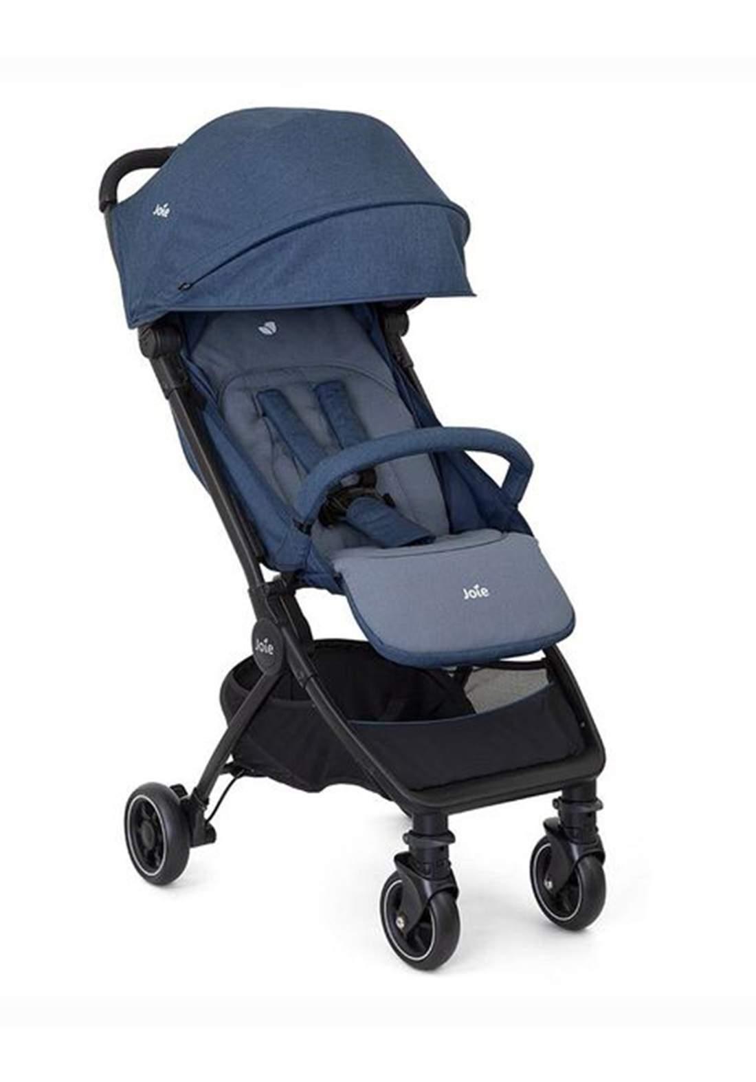 عربة اطفال 15 كغم Joie Baby S1601DADSE000 Pact Stroller - Deep Sea