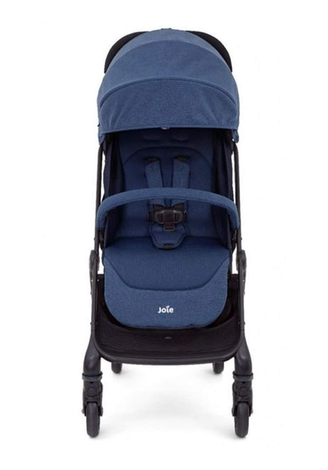 عربة اطفال Joie Baby S1706AADSE000Tourist - Baby Stroller - Deep Sea