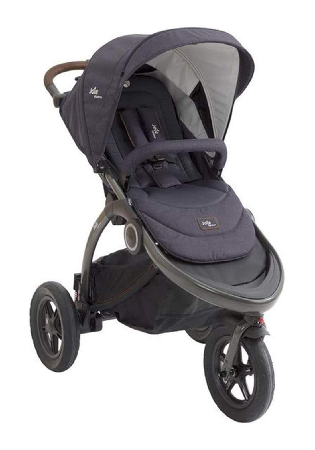 عربة اطفال 22 كغمJoie Baby S1219BAGRB000 Crosster Flex Stroller