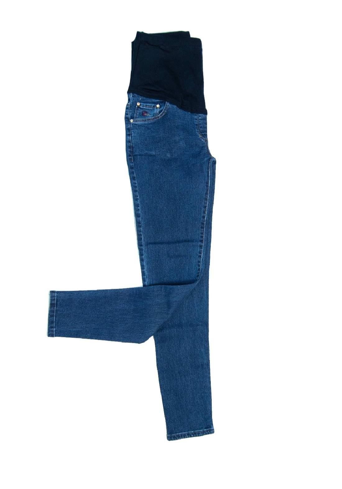بنطلون جينز نسائي للحوامل