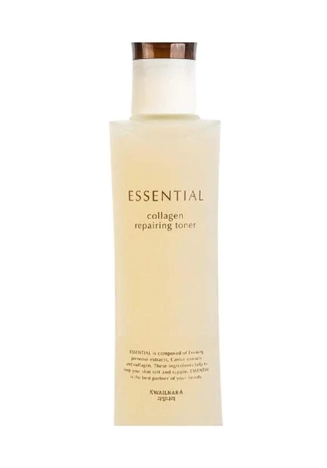 Kwailnara Essential Collagen Repairing Toner 185 ml تونر للبشرة