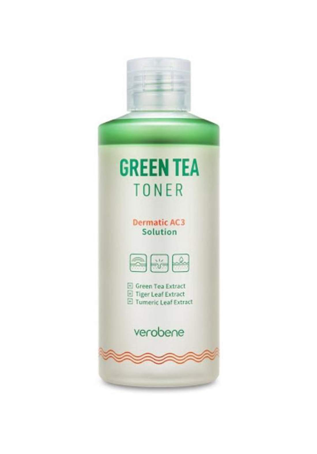 Verobene Green Tea Toner 200 ml تونر للبشرة