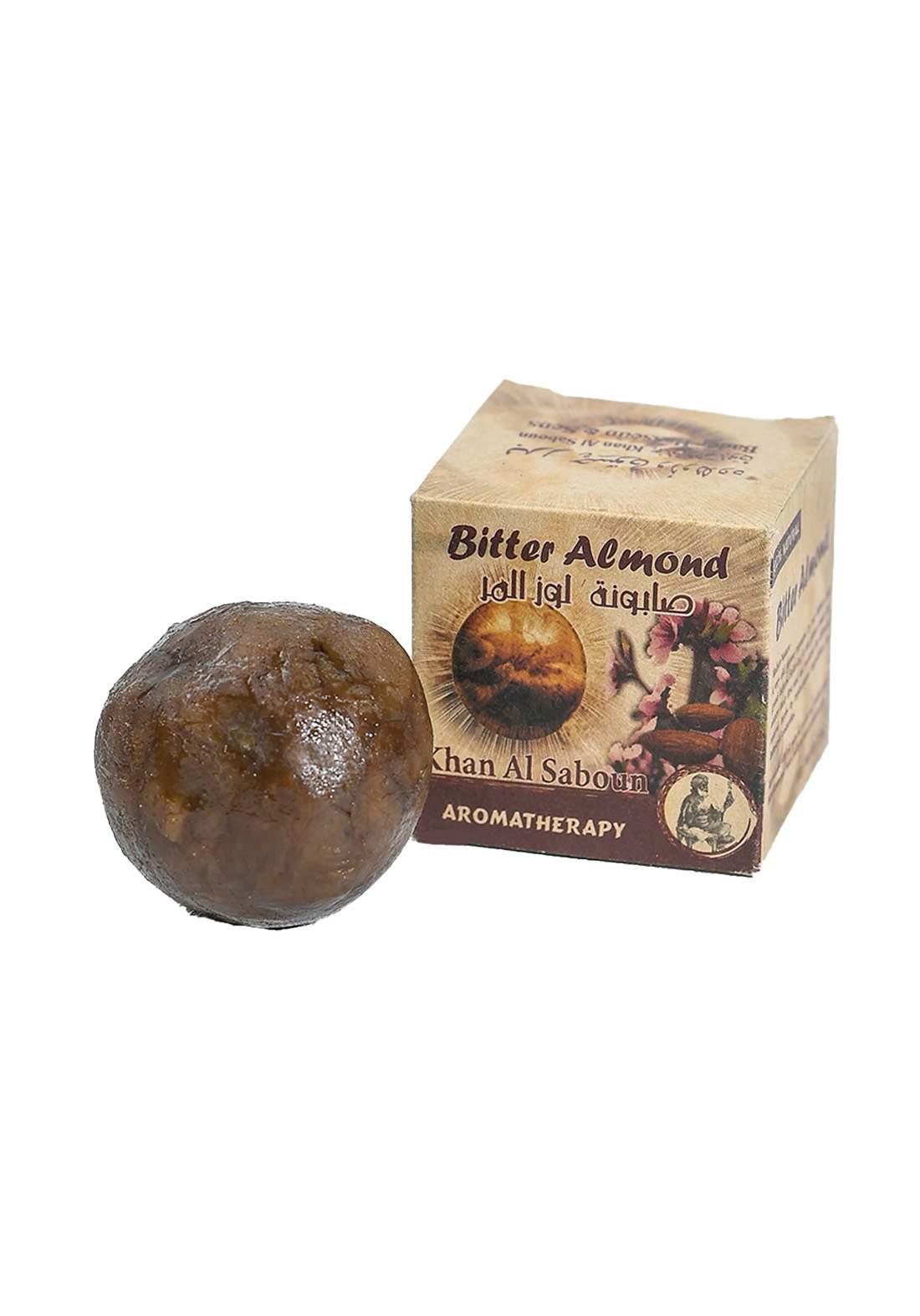 Khan Alsaboun Soap 100 g صابون عسل اللوز المر