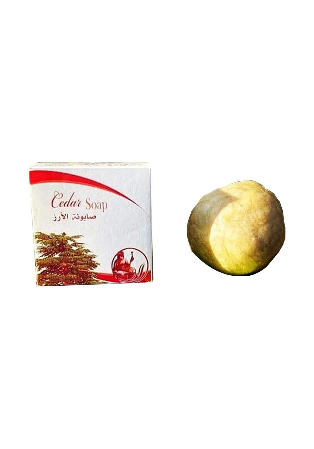 Khan Alsaboun Soap 100 g  صابون عسل ارز