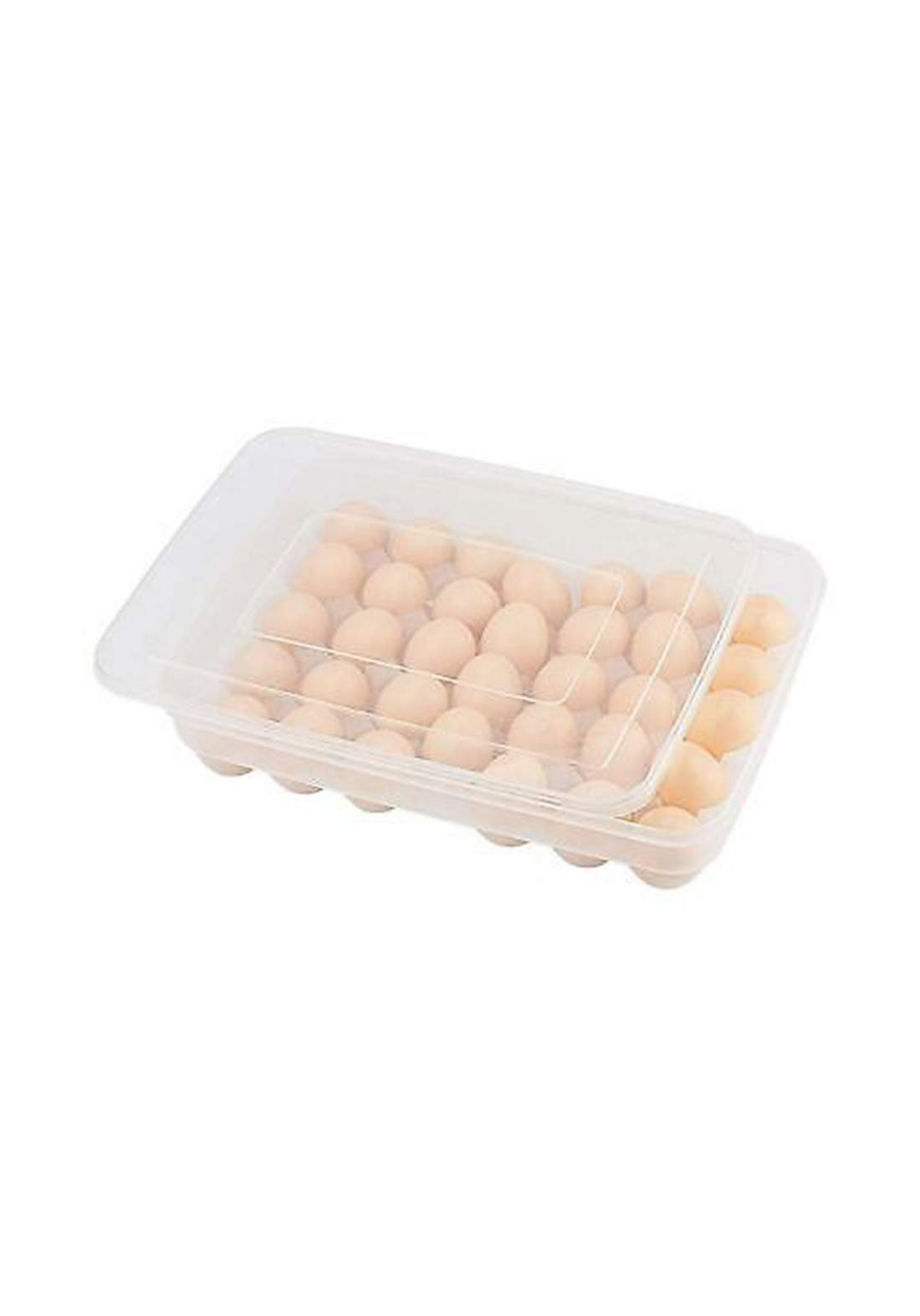 Egg Storage Box For 34 Eggs حافظة بيض