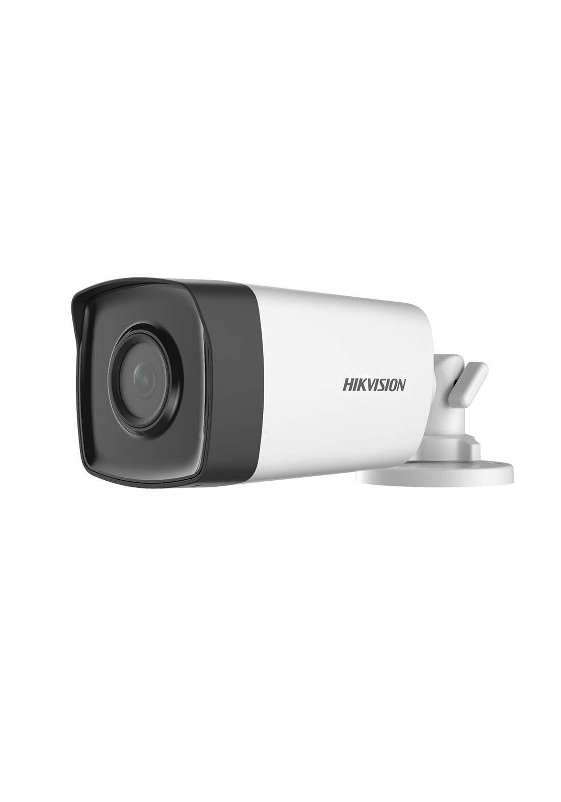 Hikvision DS-2CE17D0T-IT5F 2MP 3.6mm Turbo Camera - White كاميرا مراقبة