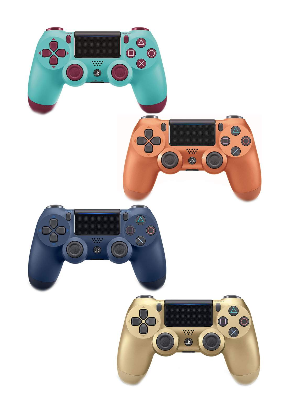 Sony Wireless Controller for PS4 وحدة تحكم