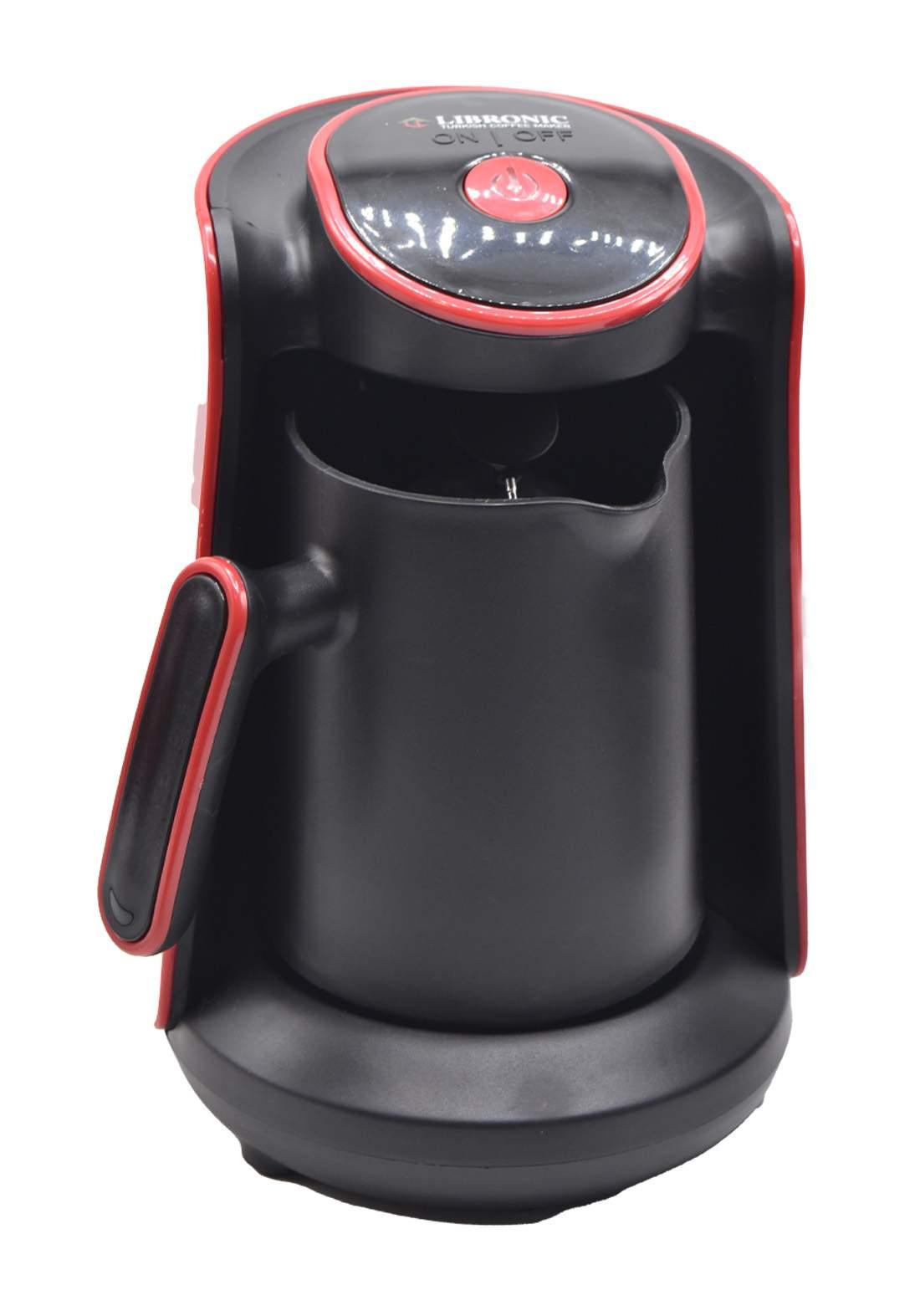 Libronic LC-1017 Coffee Machine ماكنة صنع القهوة