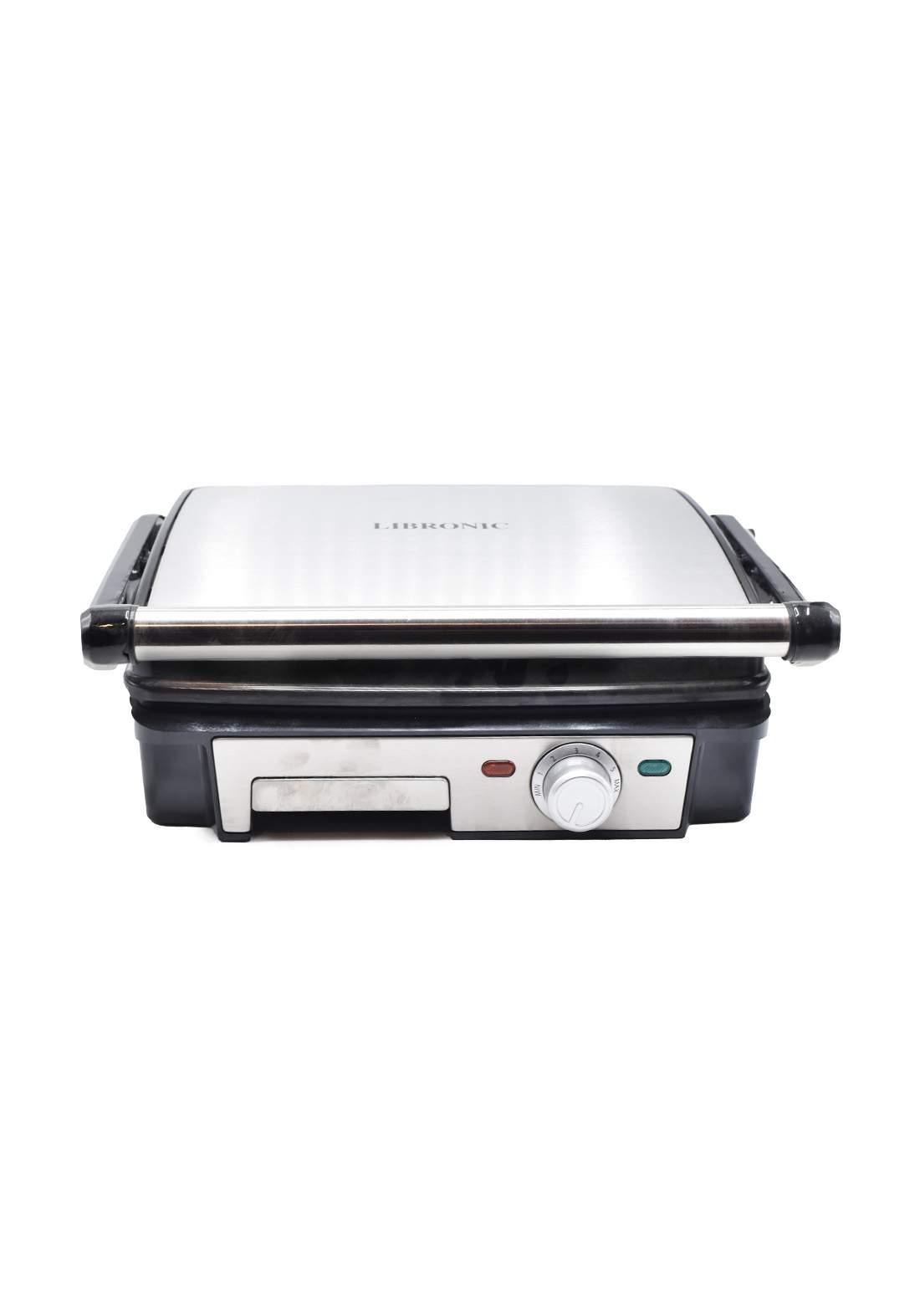 Libronic HG-8004 Sandwich Maker كابسة ومحمصة للاطعمة