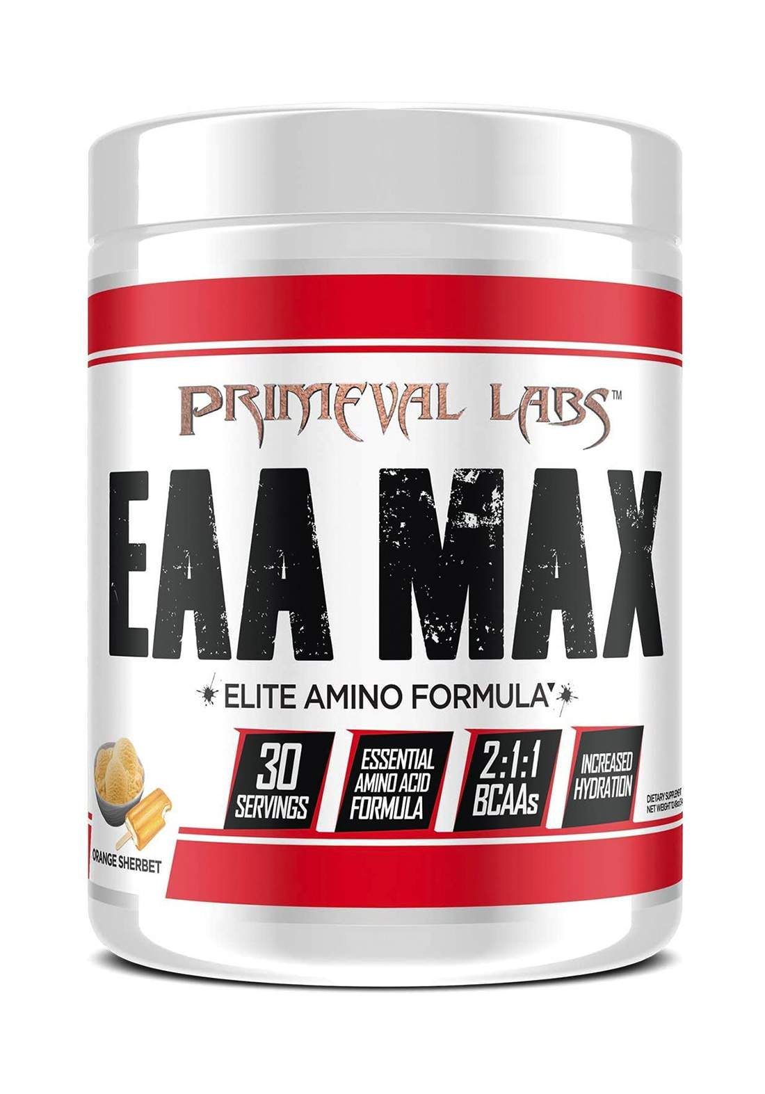 Primeval Labs Eaa Max Elite Amino Formula 30servings  مكمل غذائي
