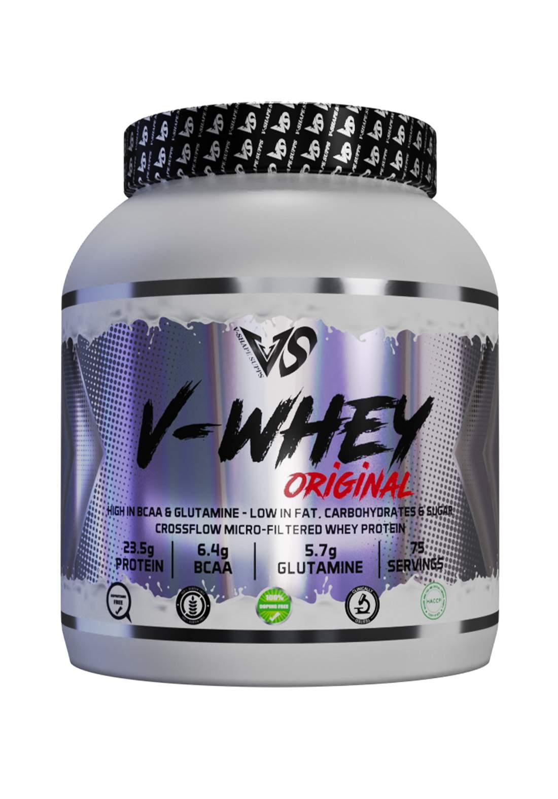 V-Shape Supplement V-Whey Original 75 Serving بروتين