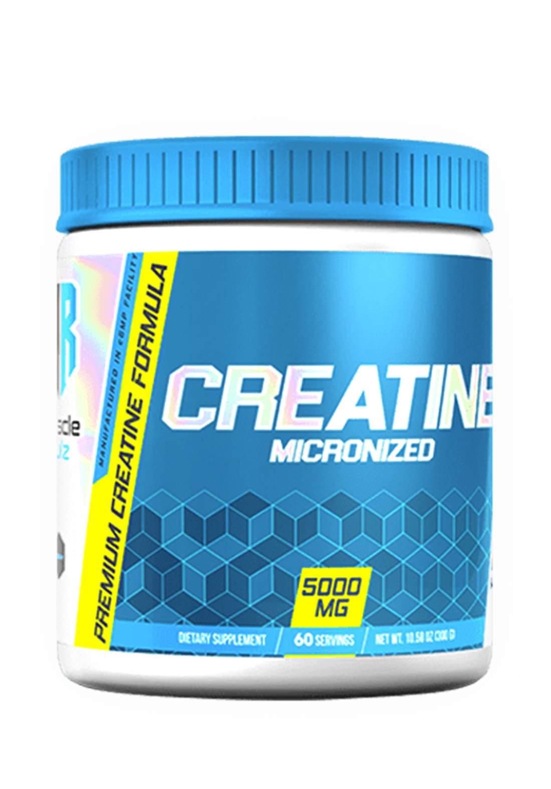 Muscle Rulz Creatine Powder 5000mg مكمل غذائي