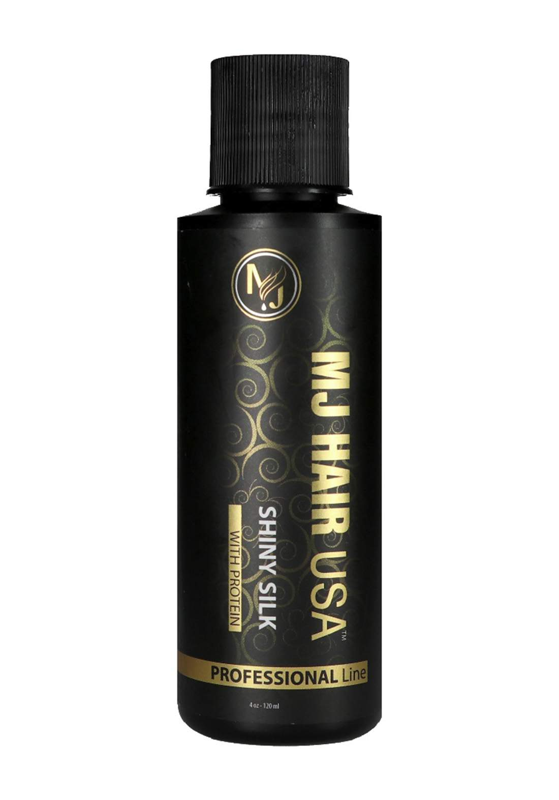 Mj Hair Shiny Silk Serum 120ml سيروم للشعر