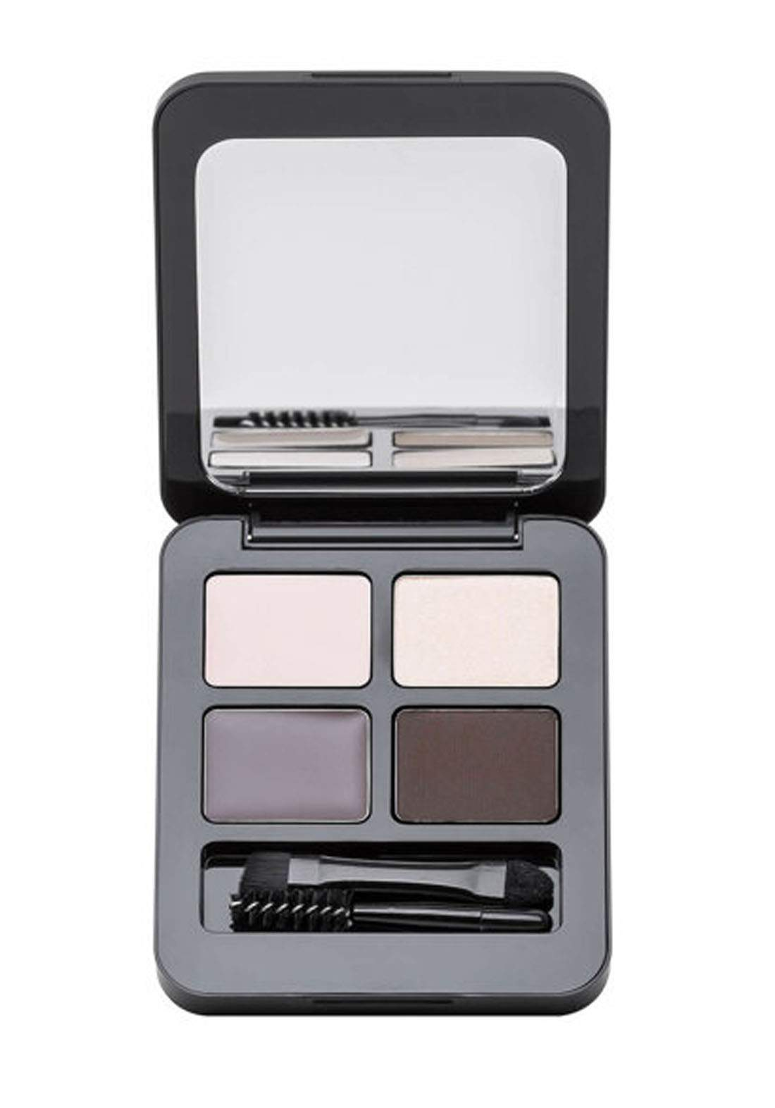 Note Total Look Brow Kit Shadow of the Eyebrows No.03 Brunettes بودرة تحديد الحاجب