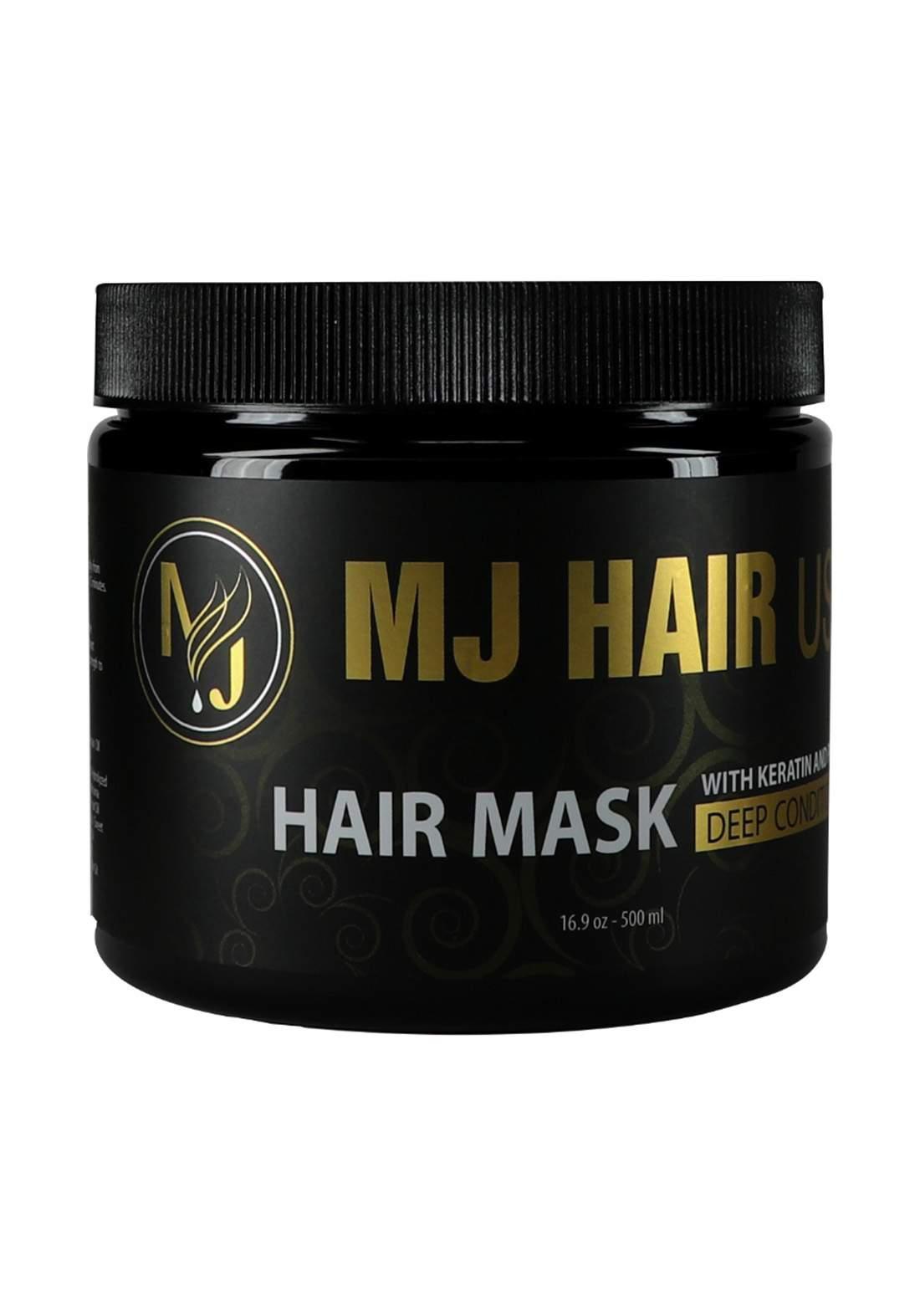 Mj Hair Usa Hair Mask 500ml  ماسك للشعر