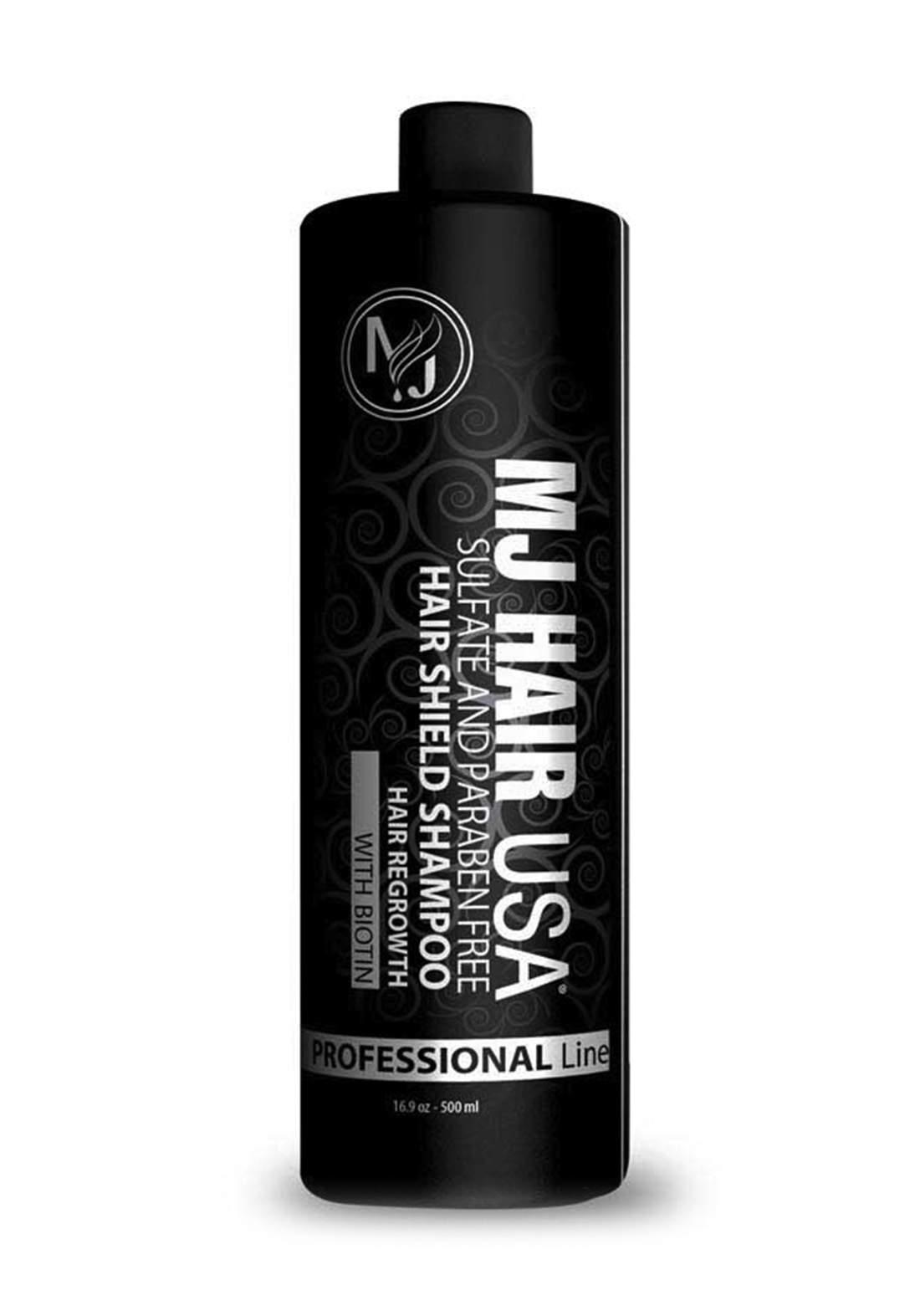 MJ Hair USA Hair Shield Shampoo 500ml  شامبو لتساقط الشعر
