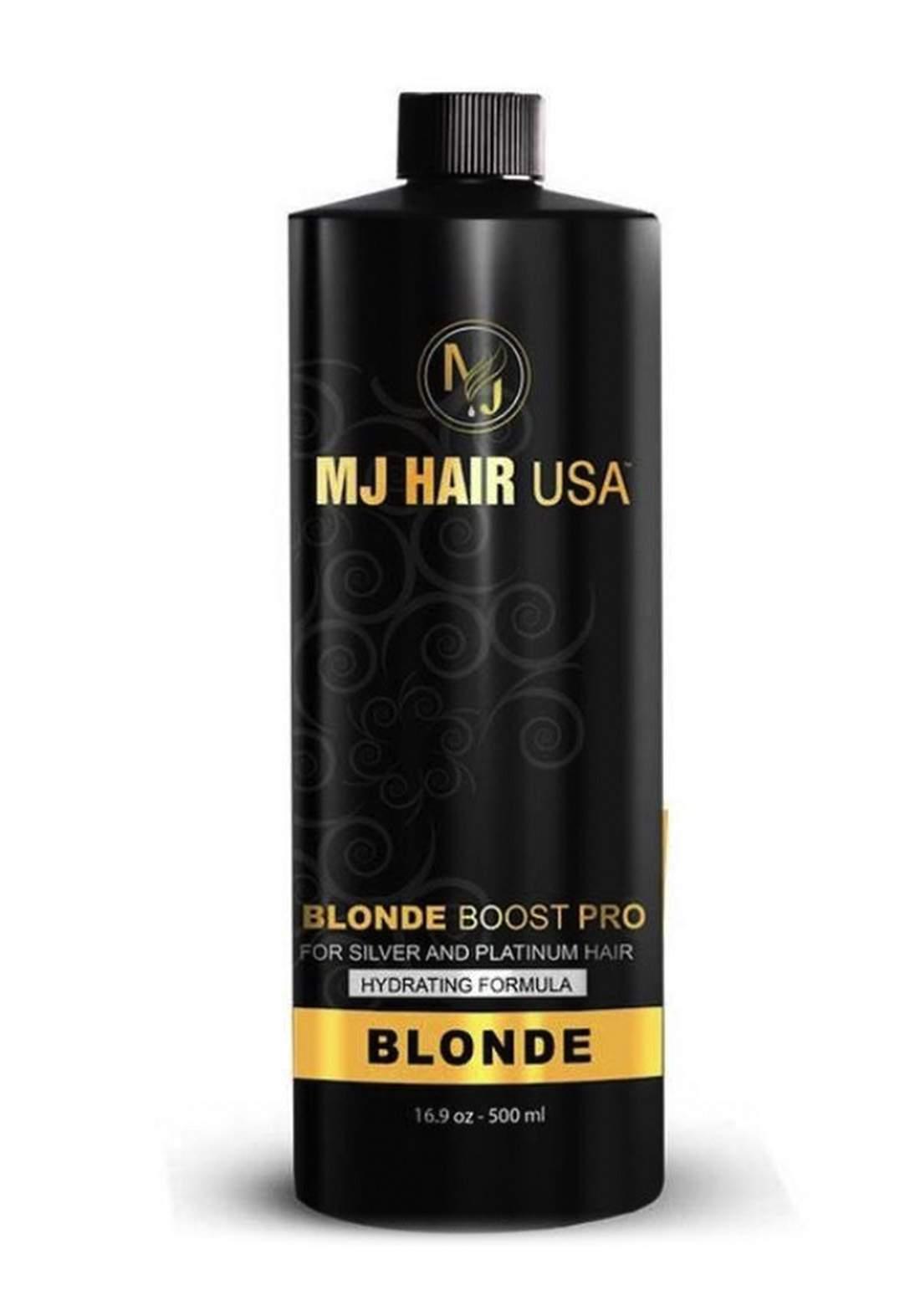 Mj Hair Blonde Boost Pro 500ml بلوندر