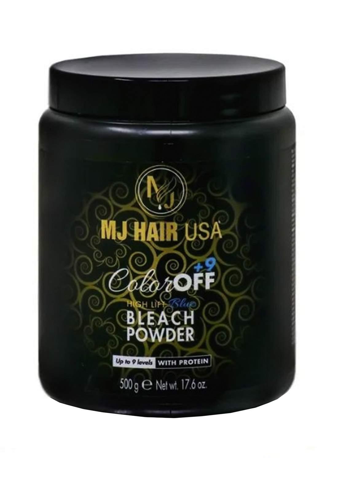 MJ Hair Bleach Powder 500g بلوندر ابيض بودرة