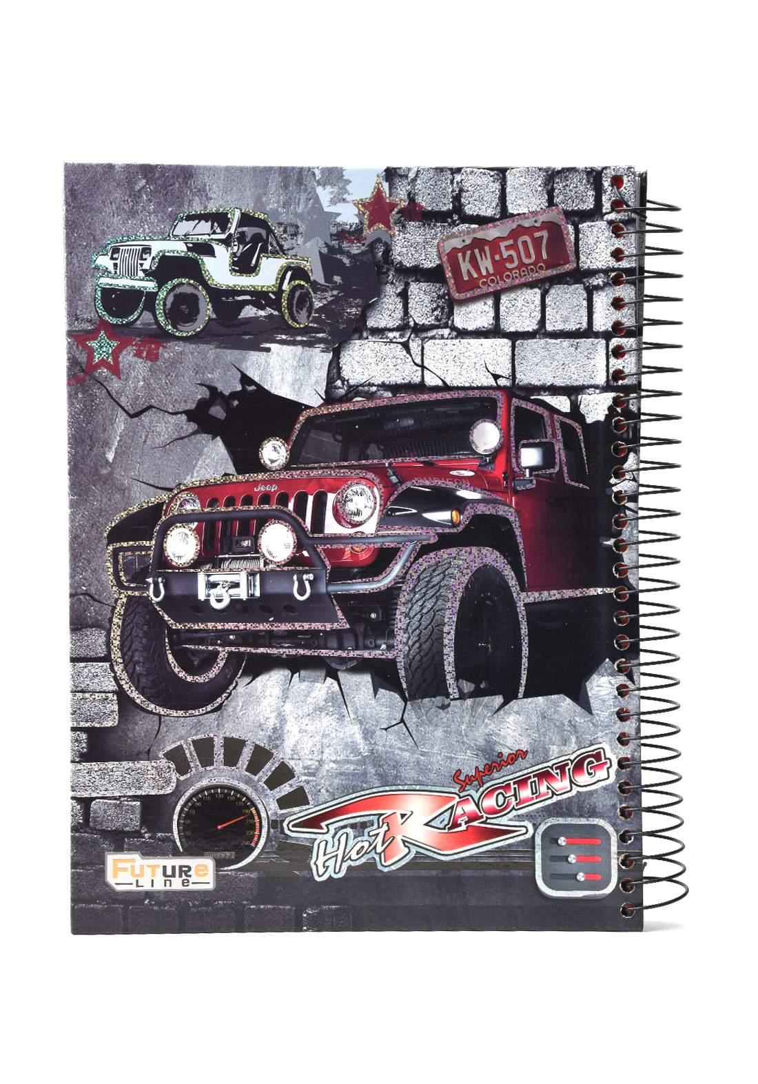 دفتر 200 ورقة سيم برسمة سيارة KHB-800