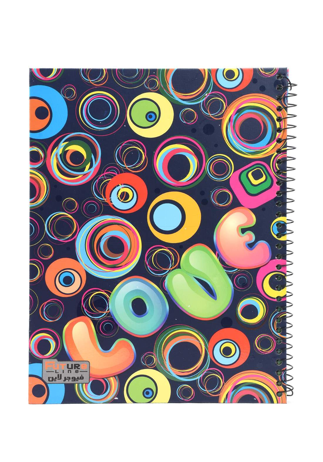 دفتر 100 ورقة سيم برسمة Love KH-3000