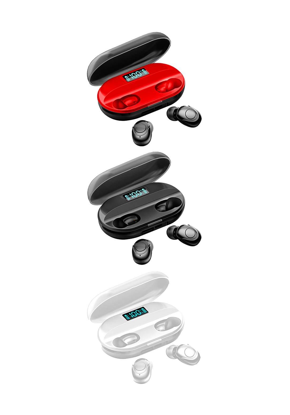 TWS T2 Wireless Earbud with Power Case سماعة لاسلكية