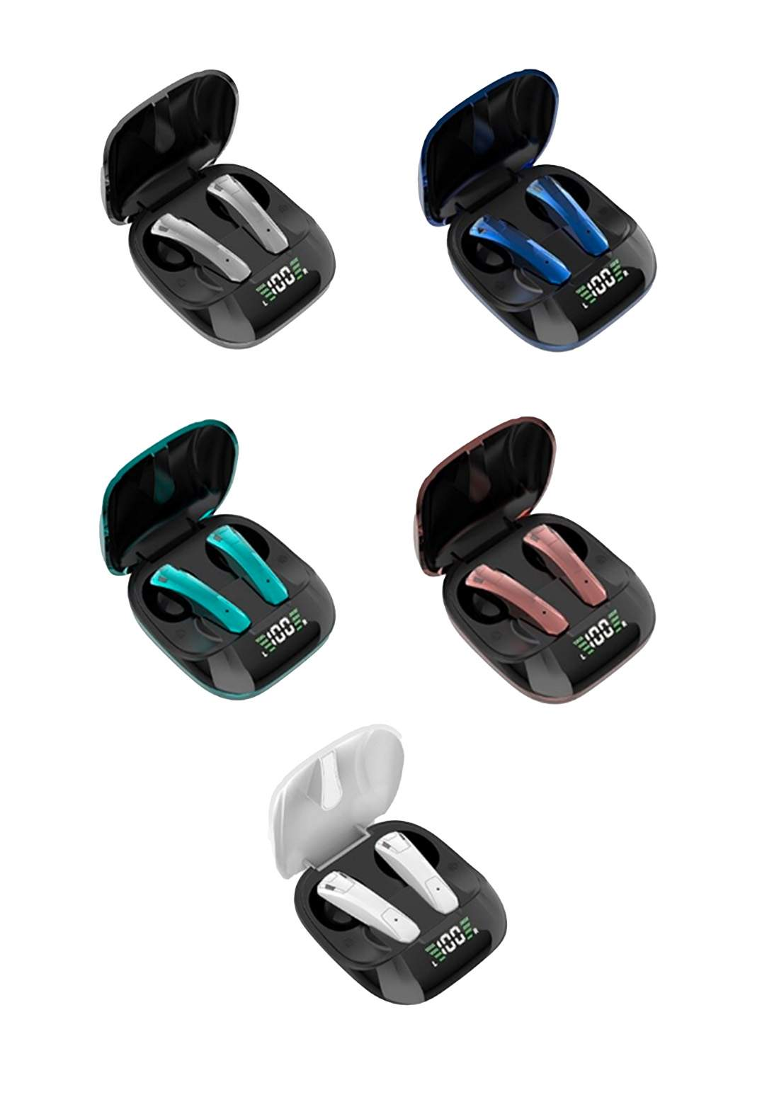 TWS E68 Wireless Headphones for Android سماعة لاسلكية