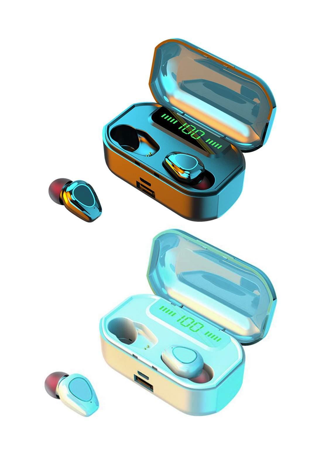 Douself MR-G20 Wireless Stereo Earphones  سماعة لاسلكية