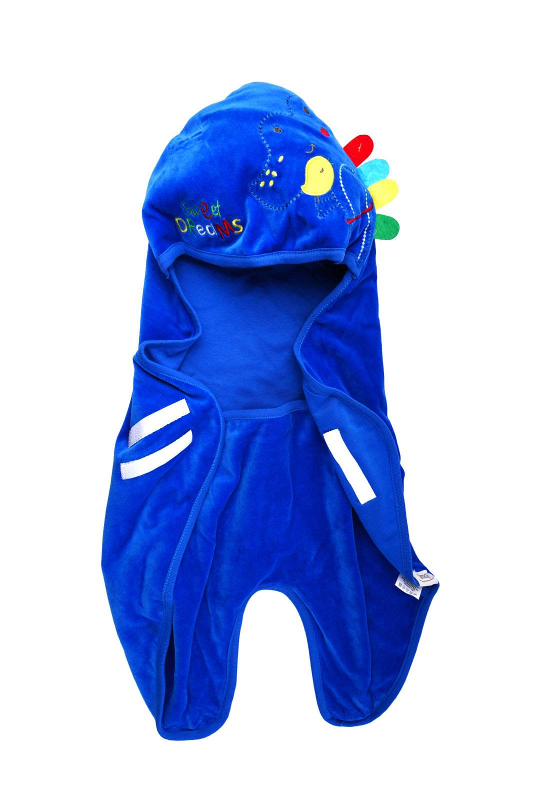 قماط اطفال حديثي الولادة ازرق اللون