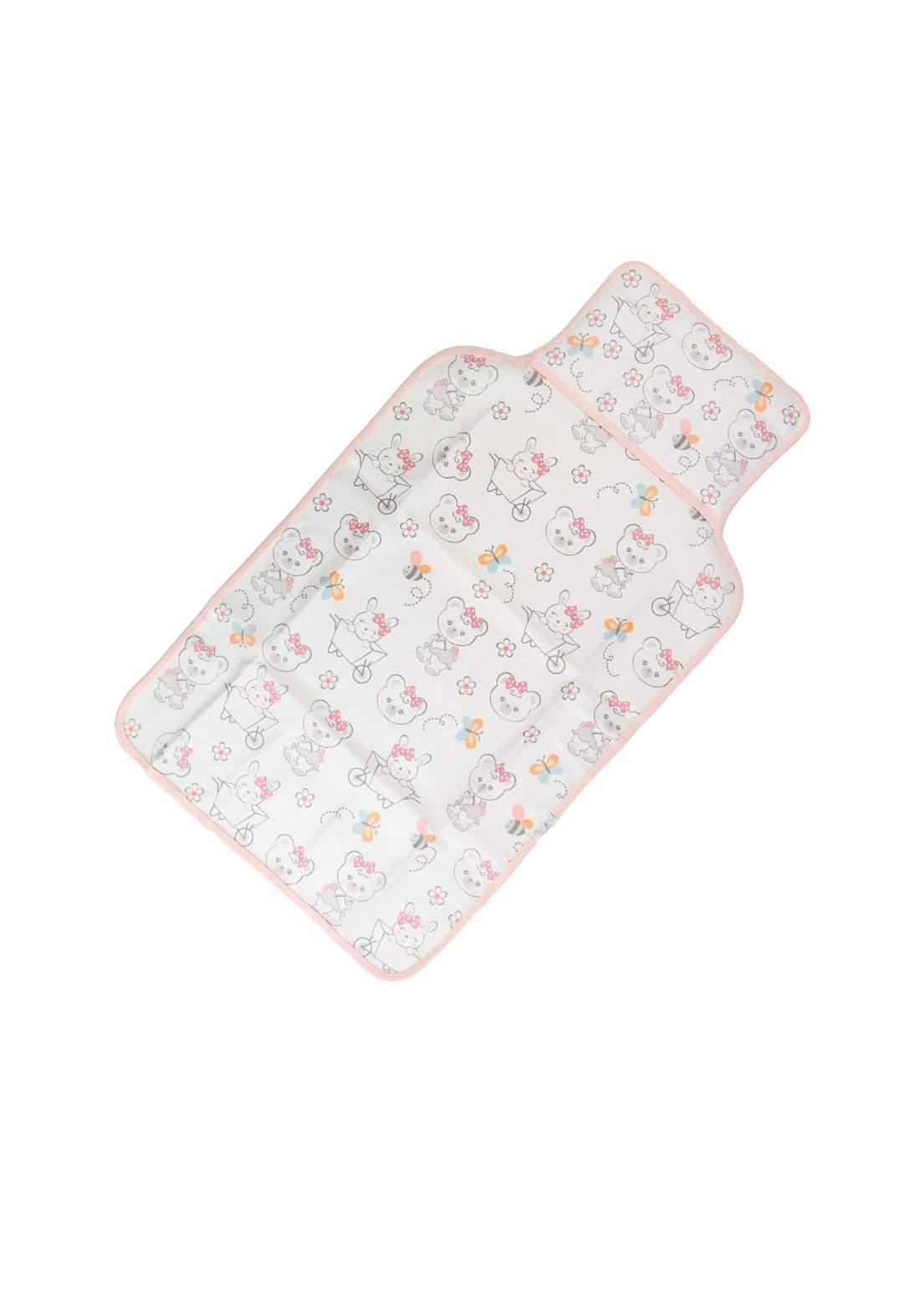 سرير للاطفال حديثي الولادة ابيض اللون 6003
