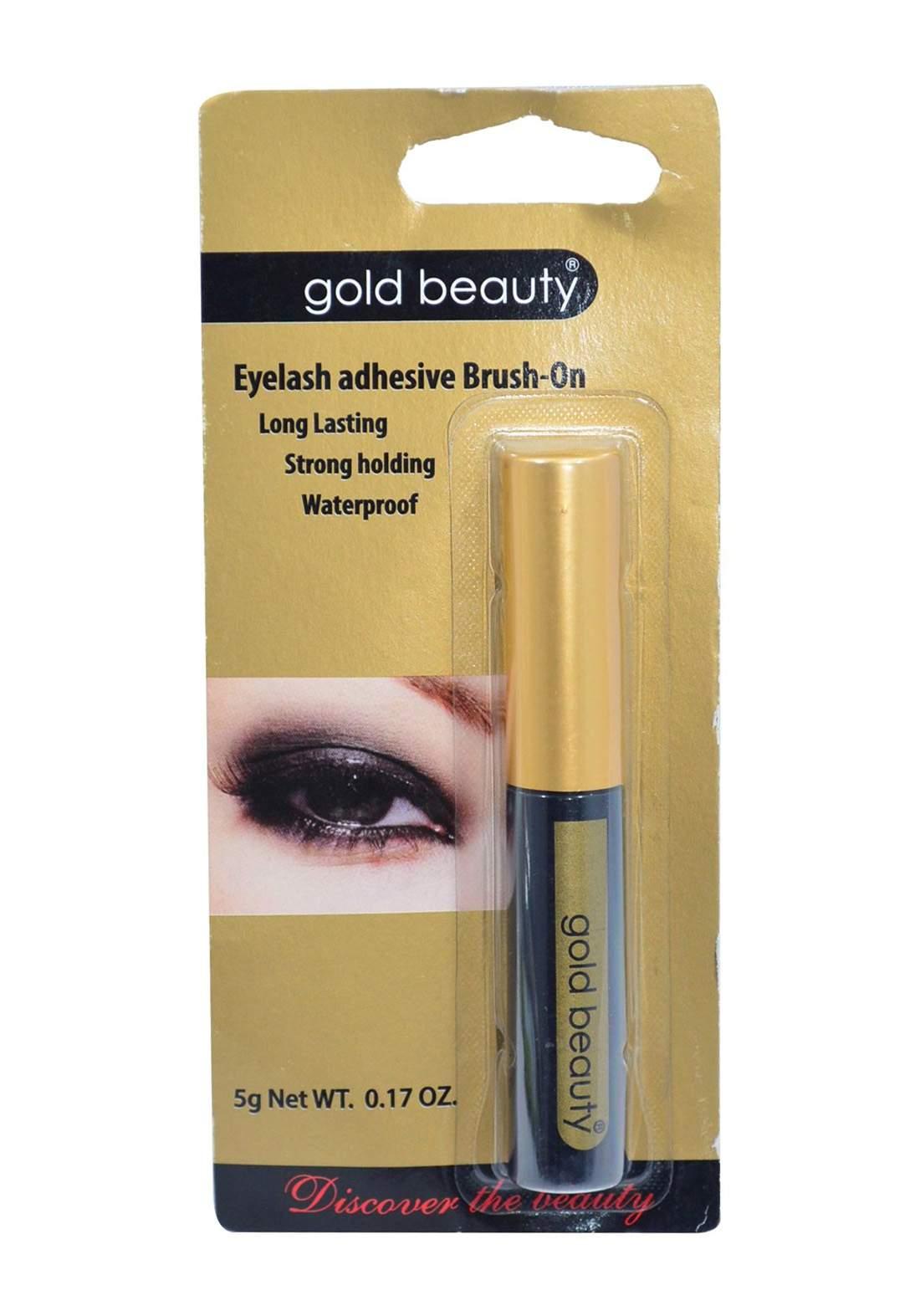 Gold Beauty 4225 Eyelash Adhesive 5g  صمغ رموش