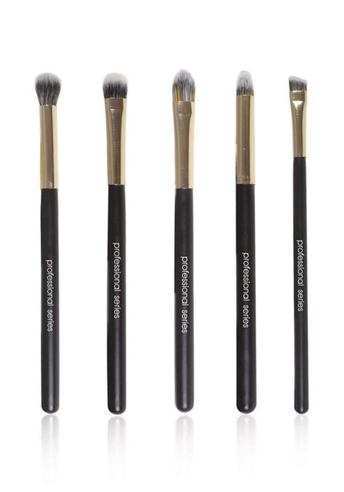 Nastia set12 Eye Makeup Brush Set 5Pcs سيت فرش مكياج