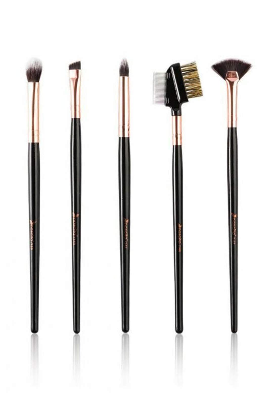 Nascita set13 Make Up Addict Eye Brush Set 5Pcs سيت فرش مكياج