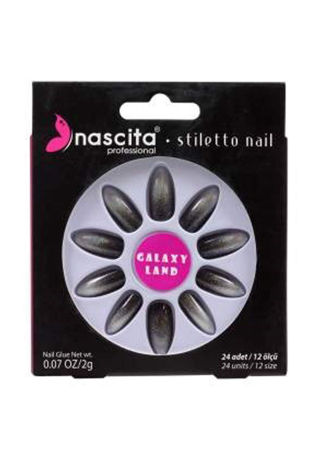 Nascita x0028 Stiletto Nails اظافر صناعية