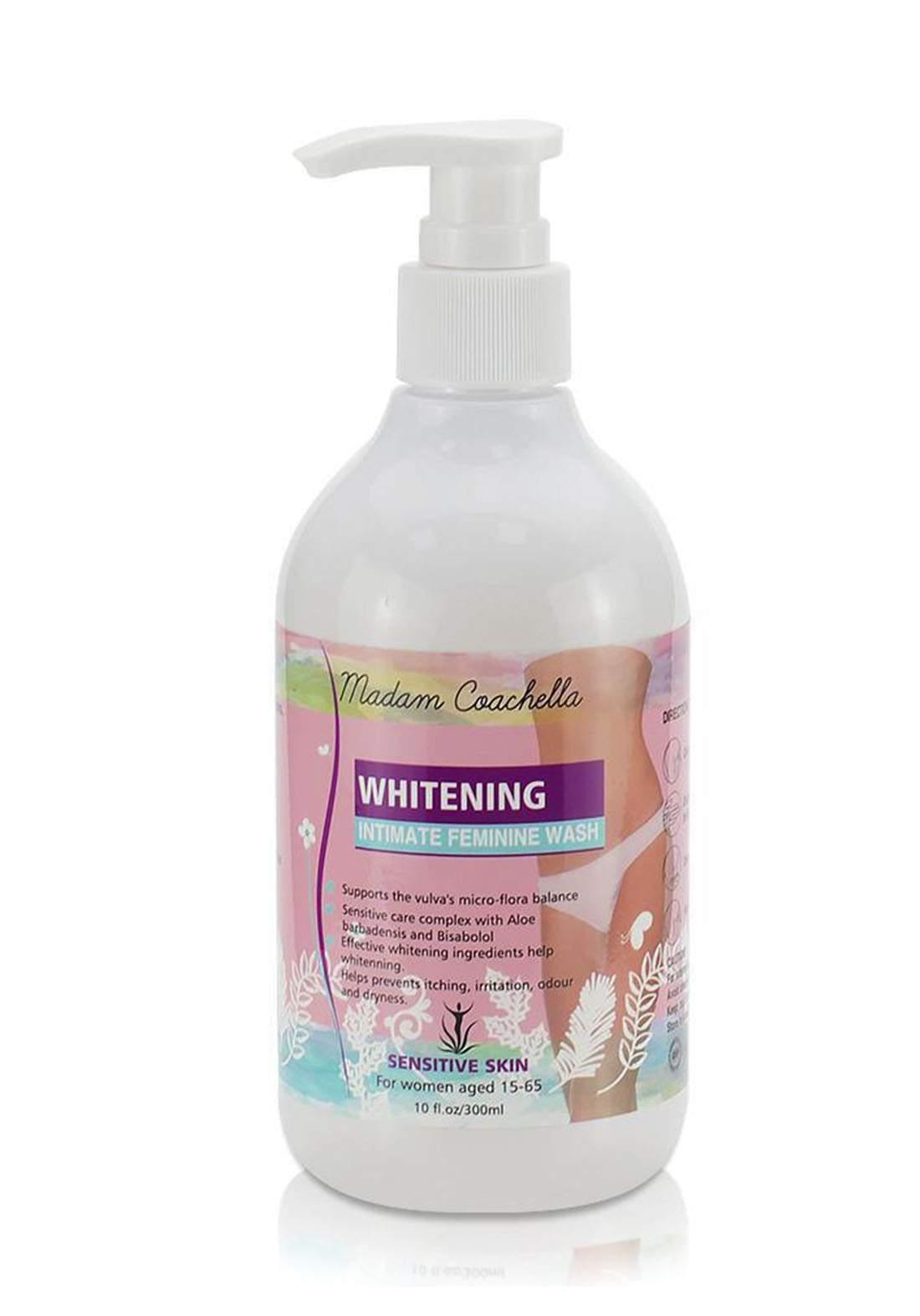 Madam Coachella whitening intimate feminine wash 300 ml غسول نسائي