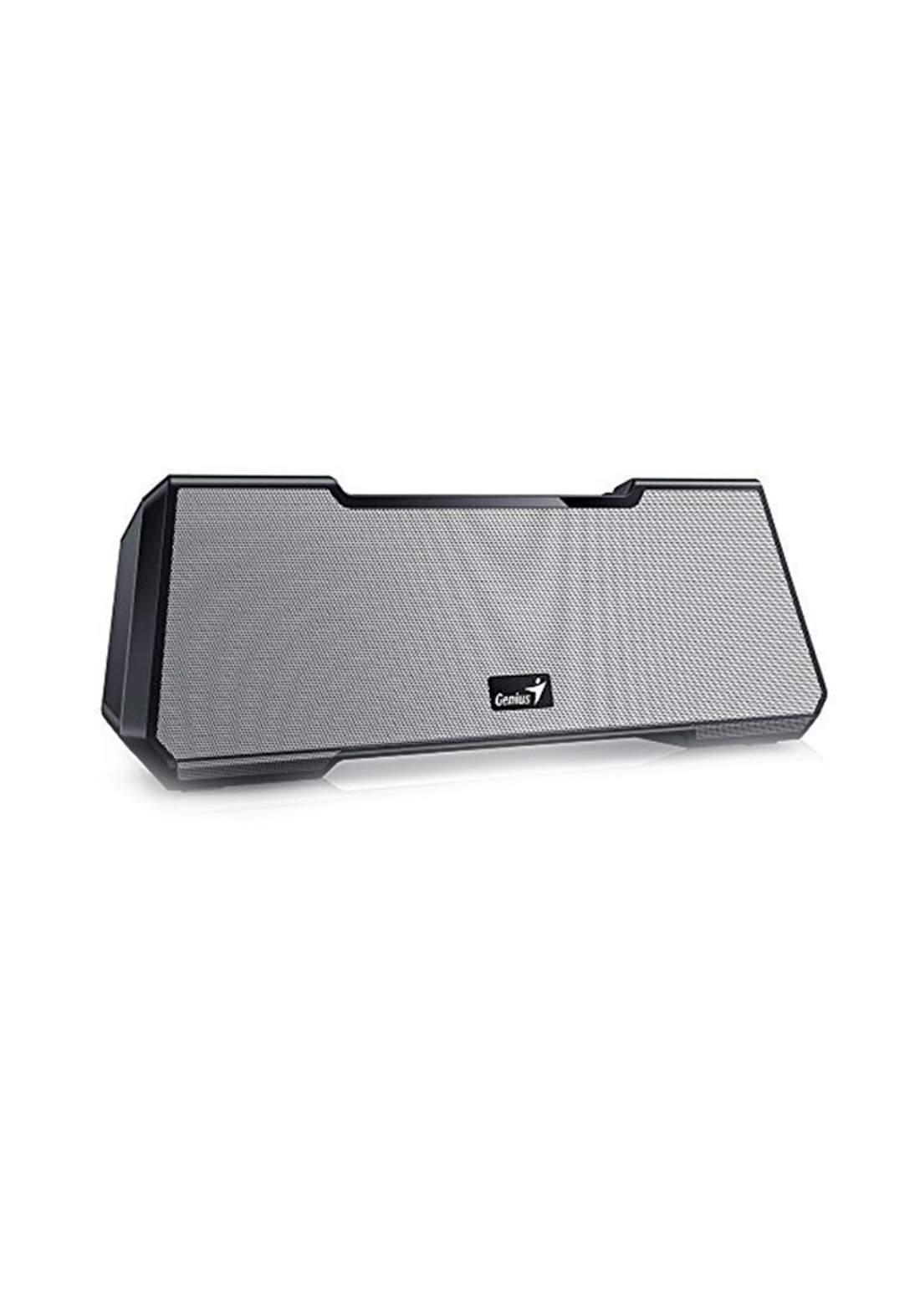 Genius MT-20 Bluetooth Speaker - Silver سبيكر