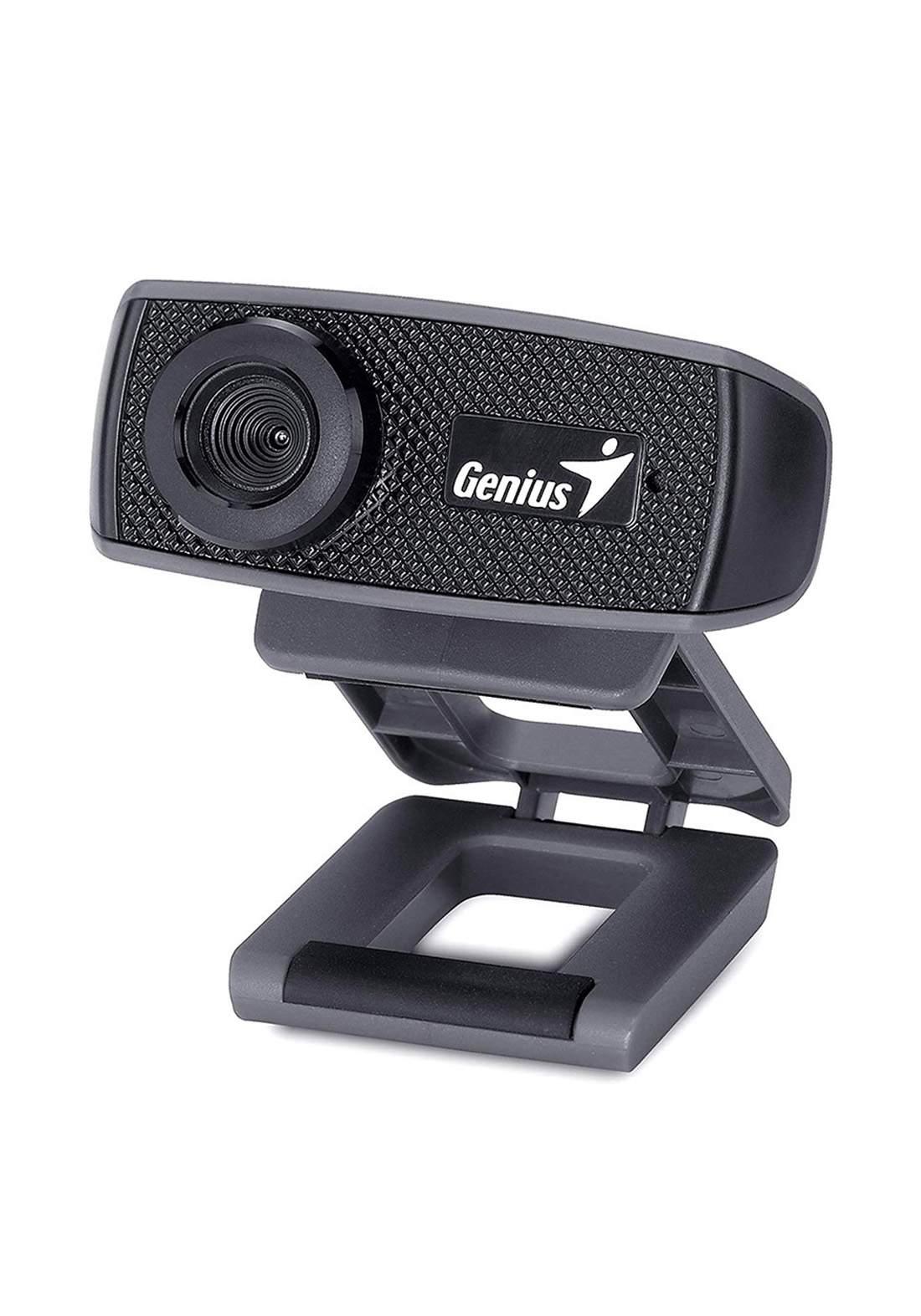 Genius FaceCam 1000X HD WebCam V2 - Black كاميرا