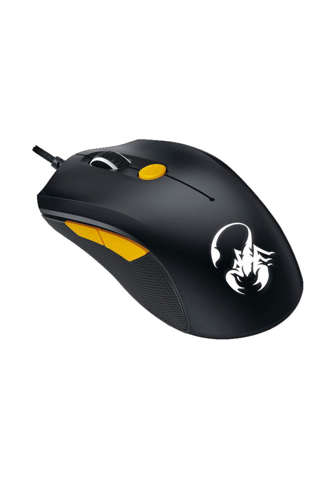 Genius M6-600 Scorpion Gaming Mouse - Black ماوس