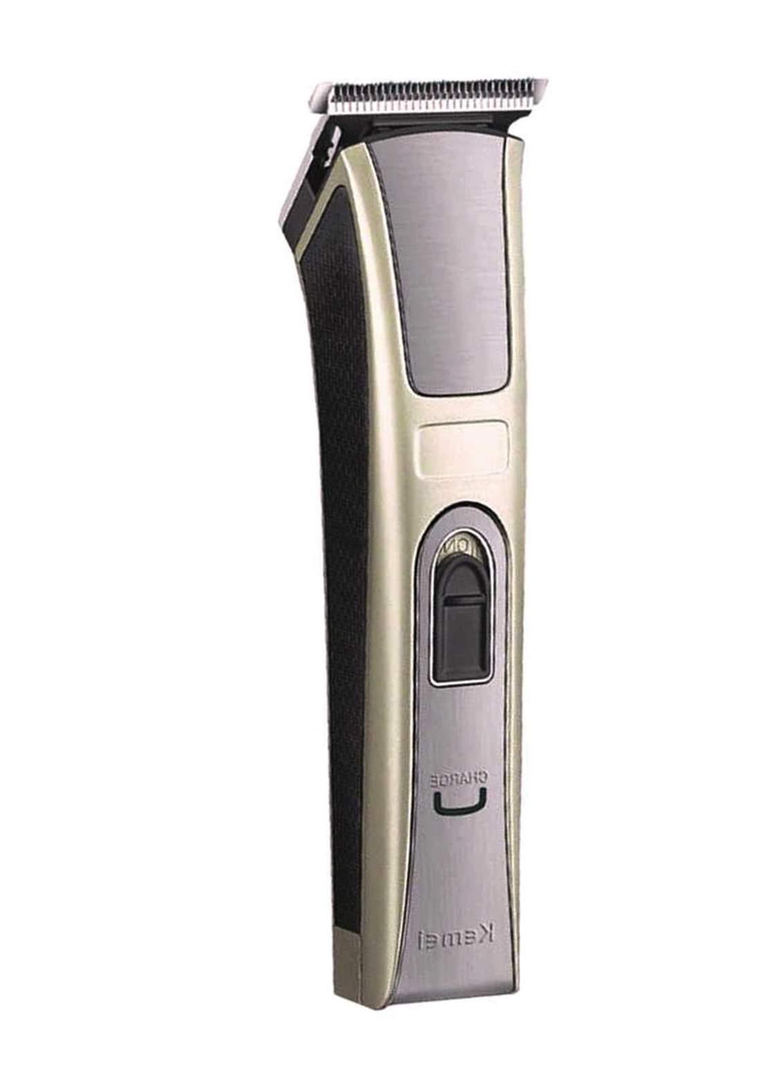 Kemei KM-5017 Hair Trimmer Rechargeable Electric ماكنة حلاقة رجالية