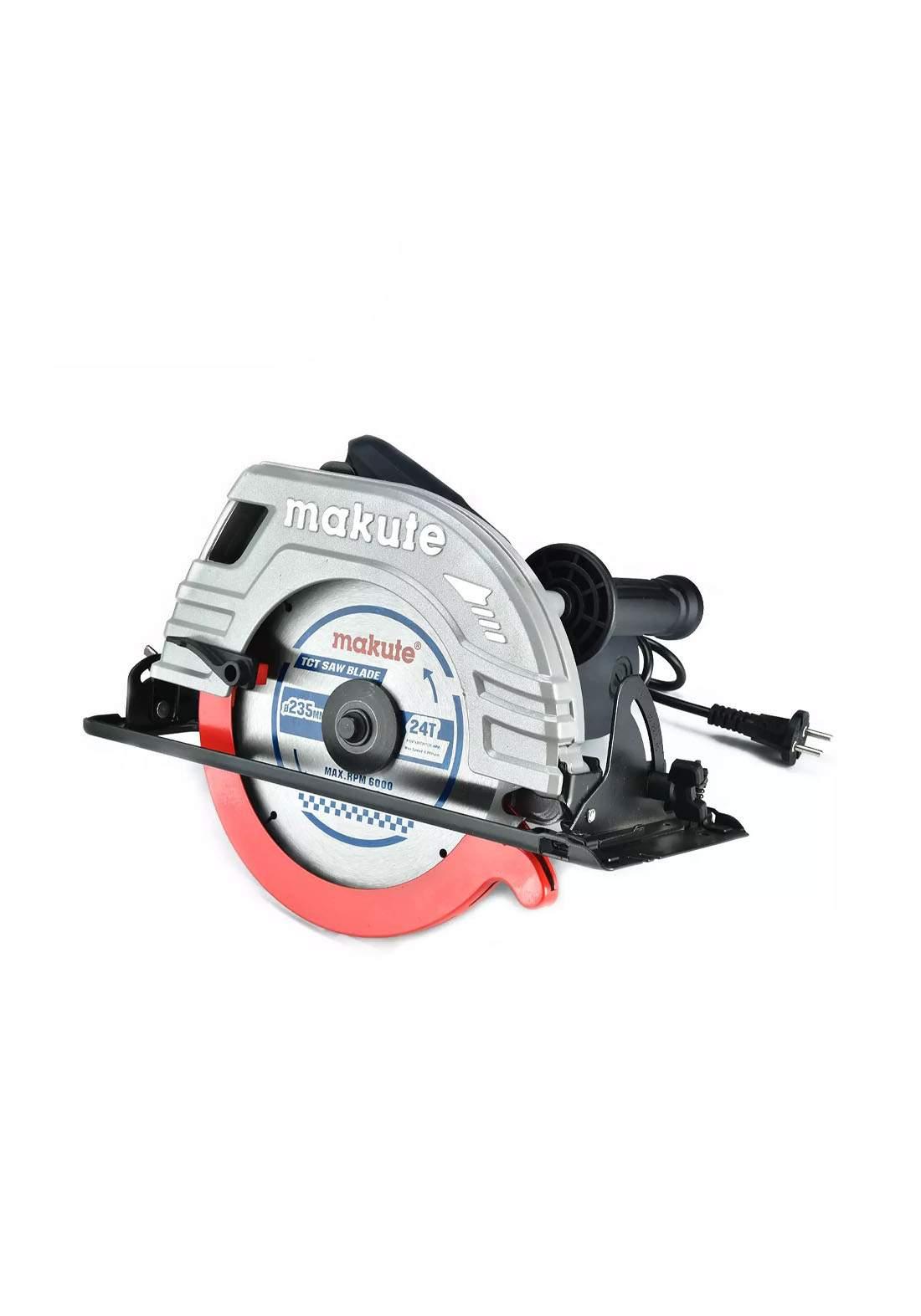 Makute CS004 Circular Saw 235 mm 2200 W 4100 Rpm منشار كهربائي قرصي