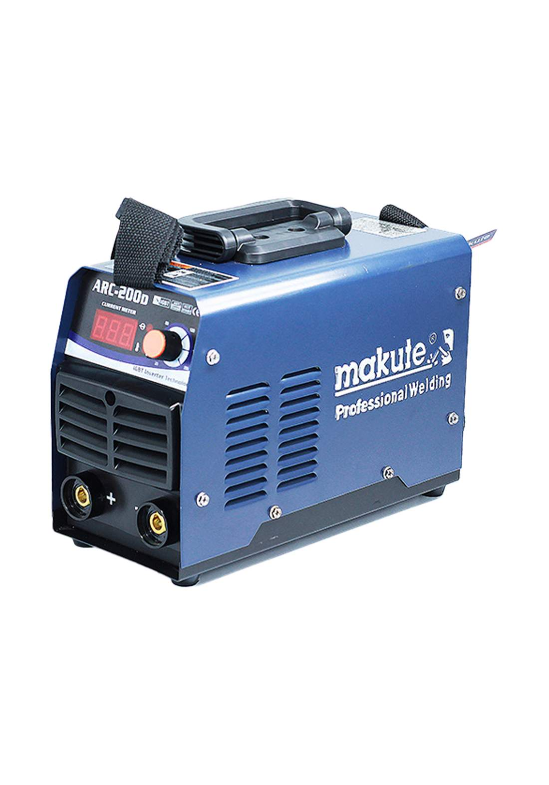 Makute ARC-200D Welding Machine 200 A 3 Card  كاوية لحام