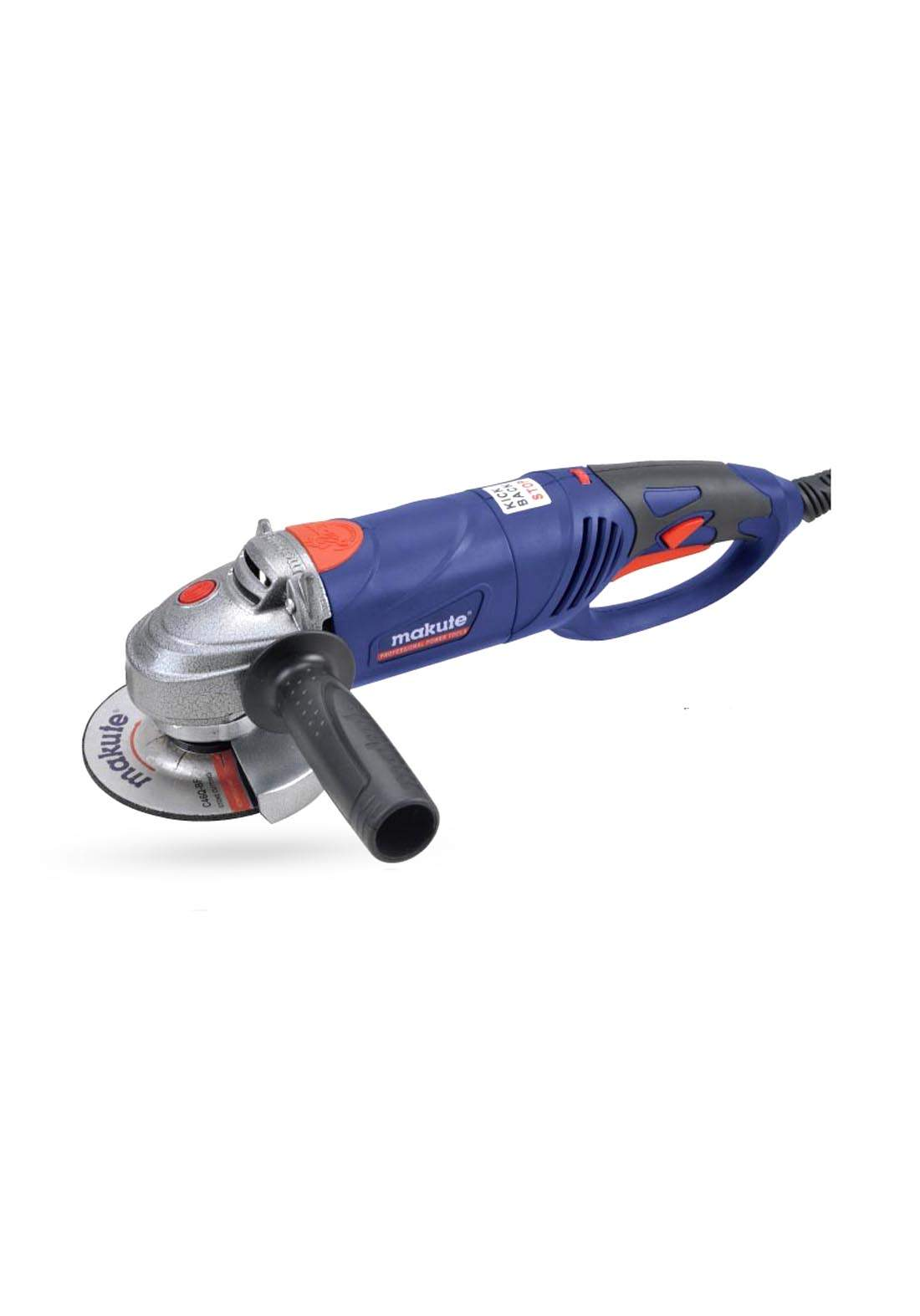 Makute  AG008-B   Electric Mini Power Tool Angle Grinder 850 W 115 mm كوسرة