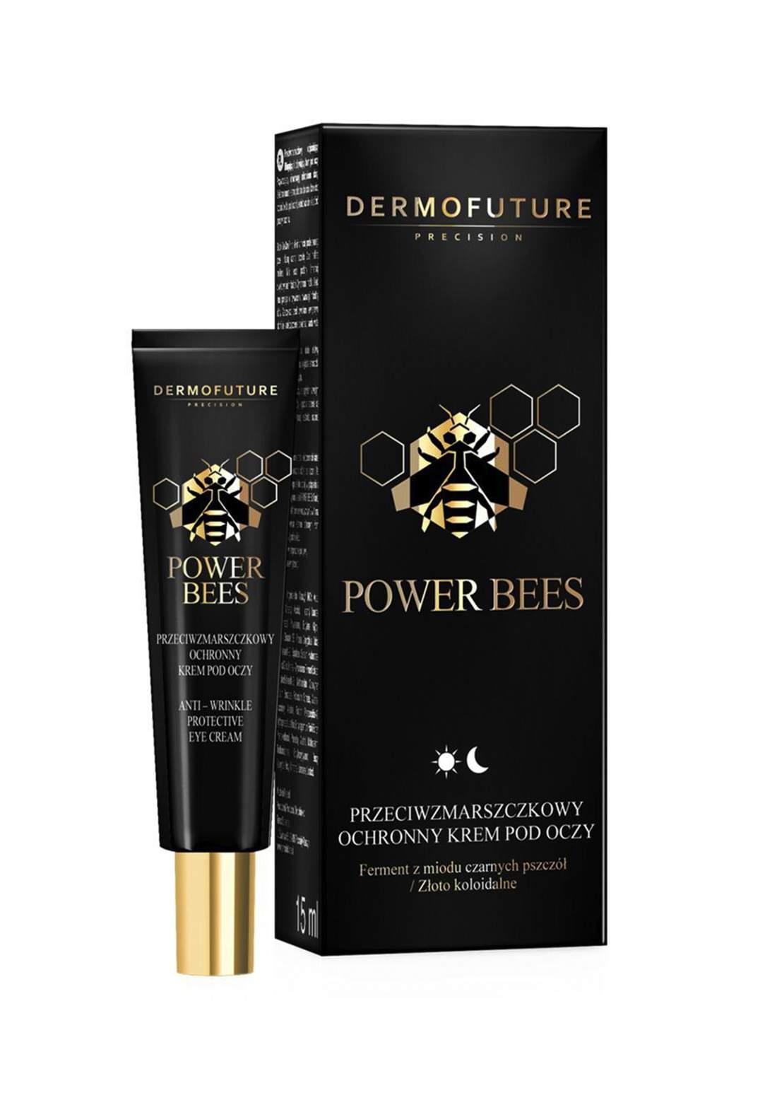 Dermofuture Precision Power Bees Anti-Wrinkle Protective Eye Cream كريم العناية بالعين