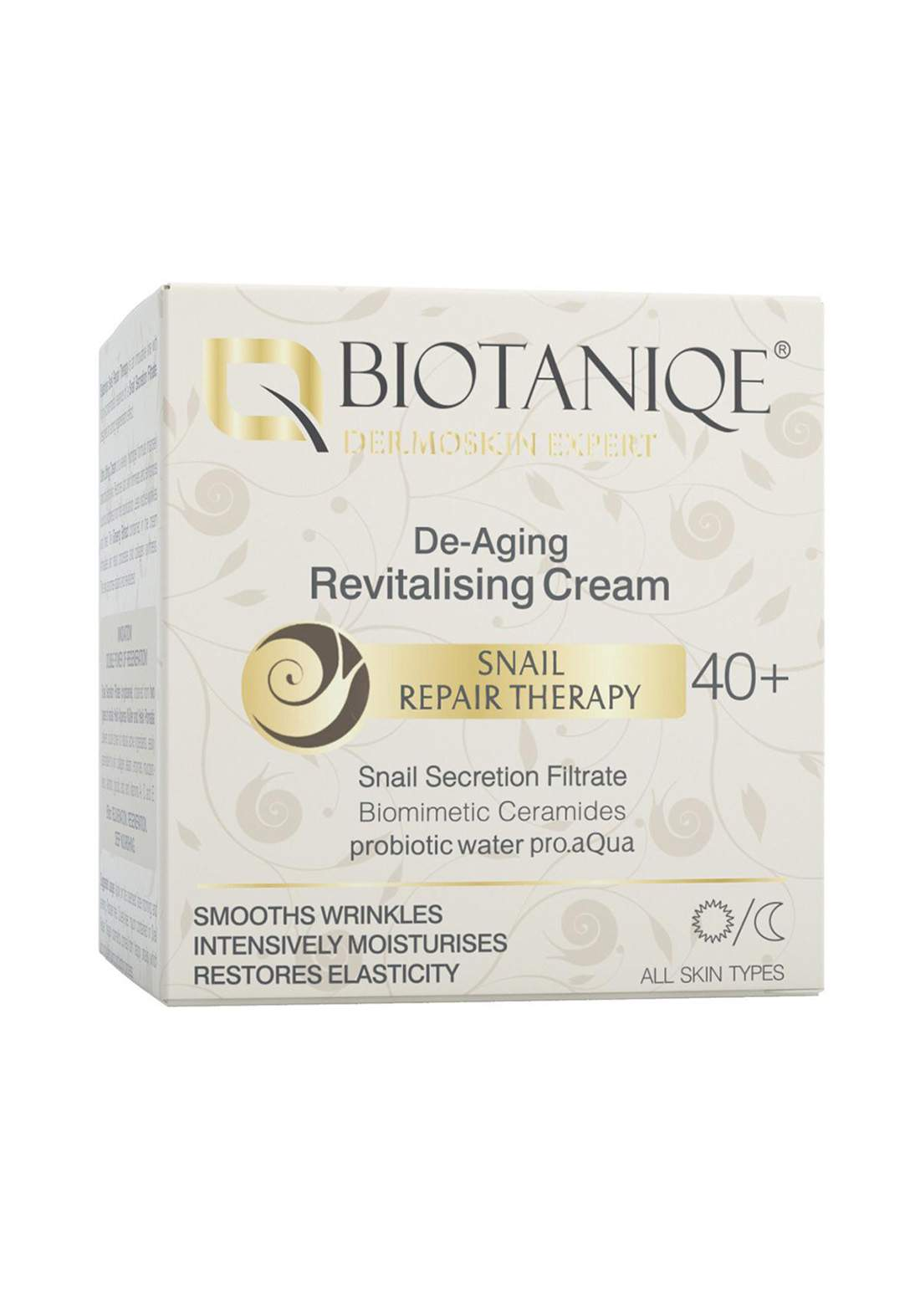 Biotaniqe De-Aging Revitalising Cream 50ml كريم مقاوم للتجاعيد