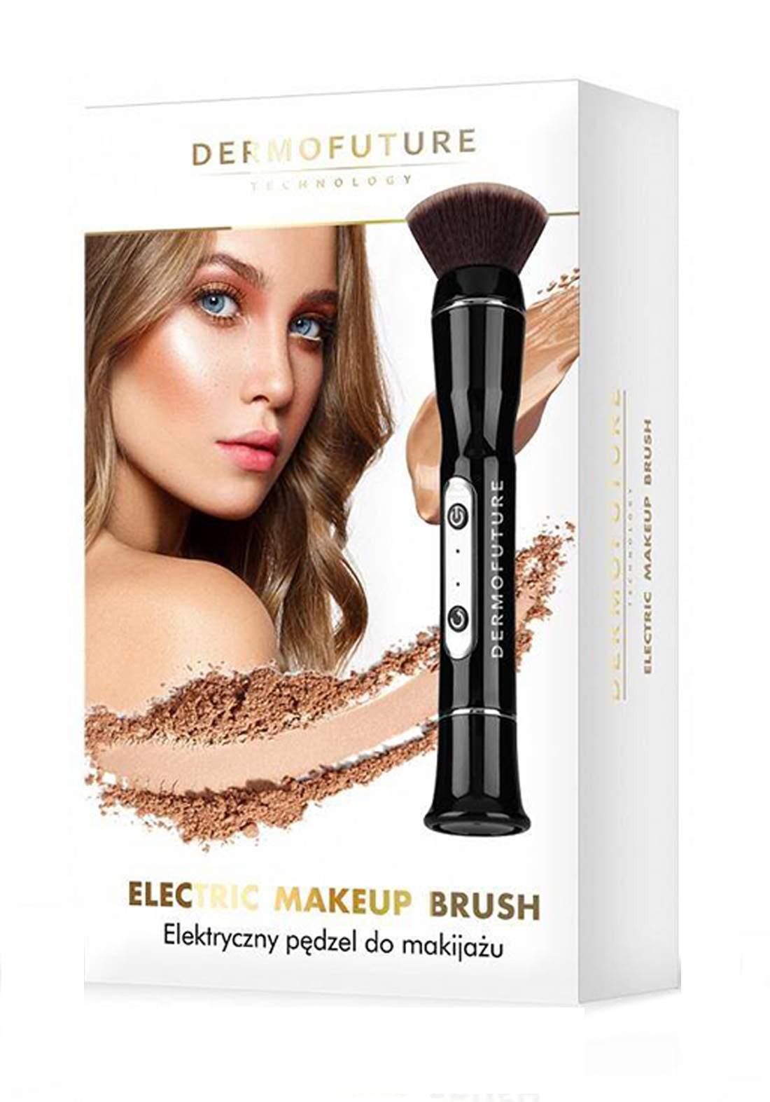 Dermofuture Electric Makeup Brush فرشاة المكياج الكهربائية