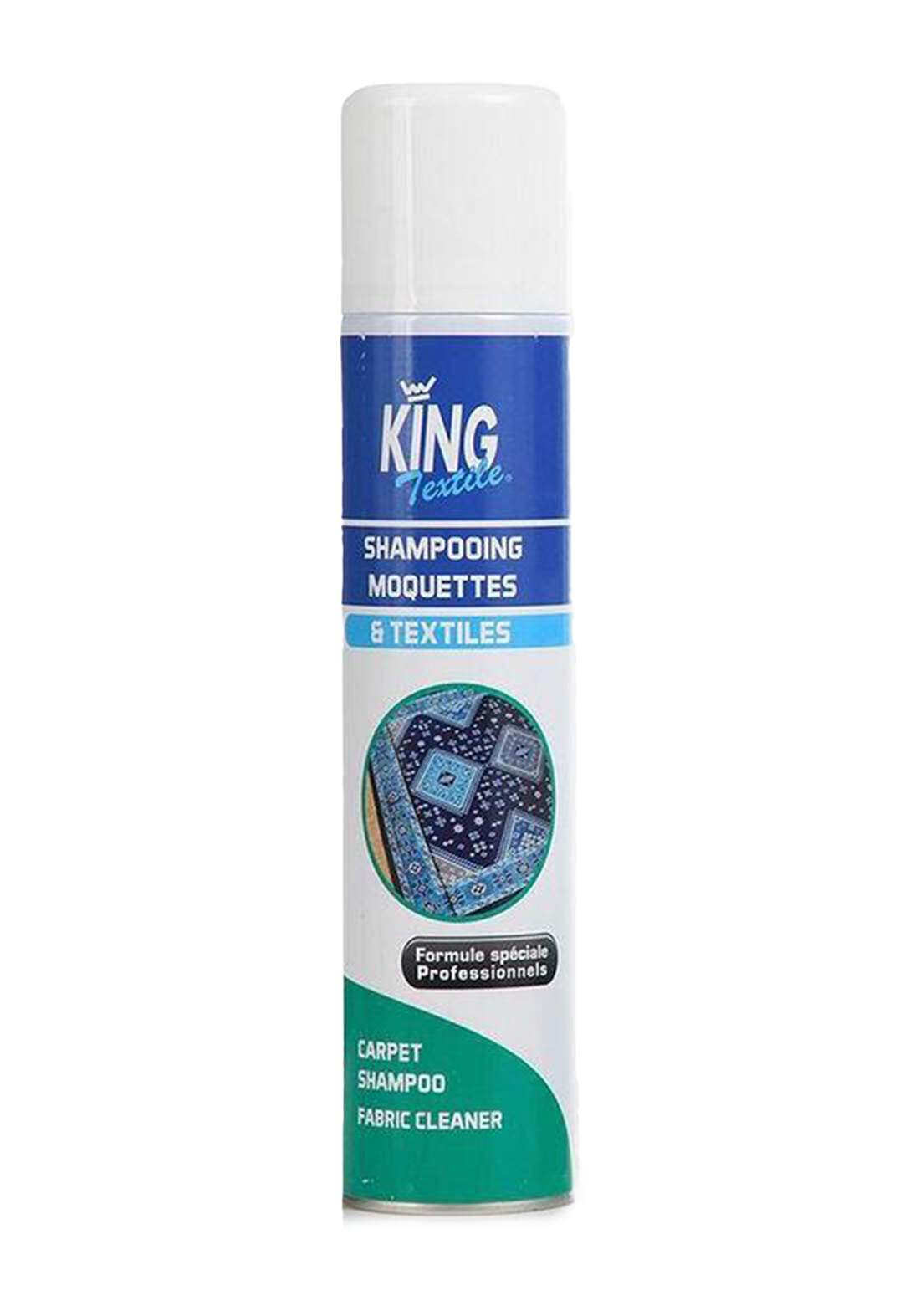 S.I.C.O King Carpet Shampoo 400ml شامبو تنظيف السجاد و الموكيت