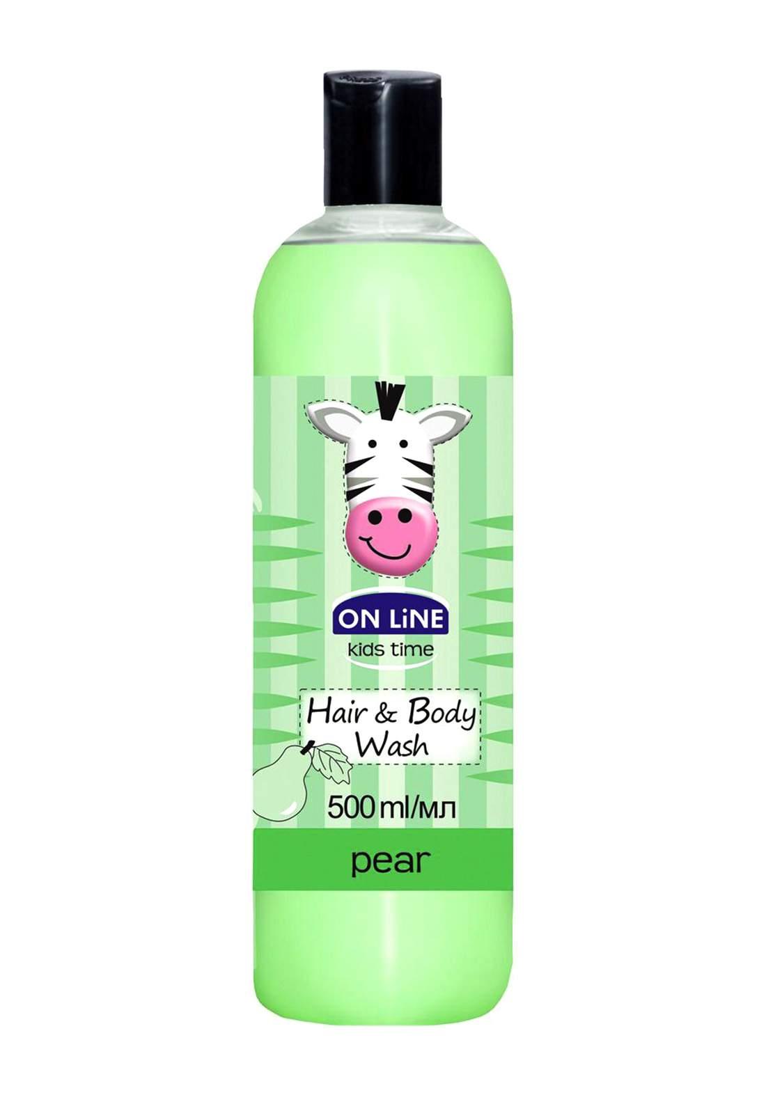 Online Pear Baby shampoo and shower gel 500 ml شامبو للاطفال