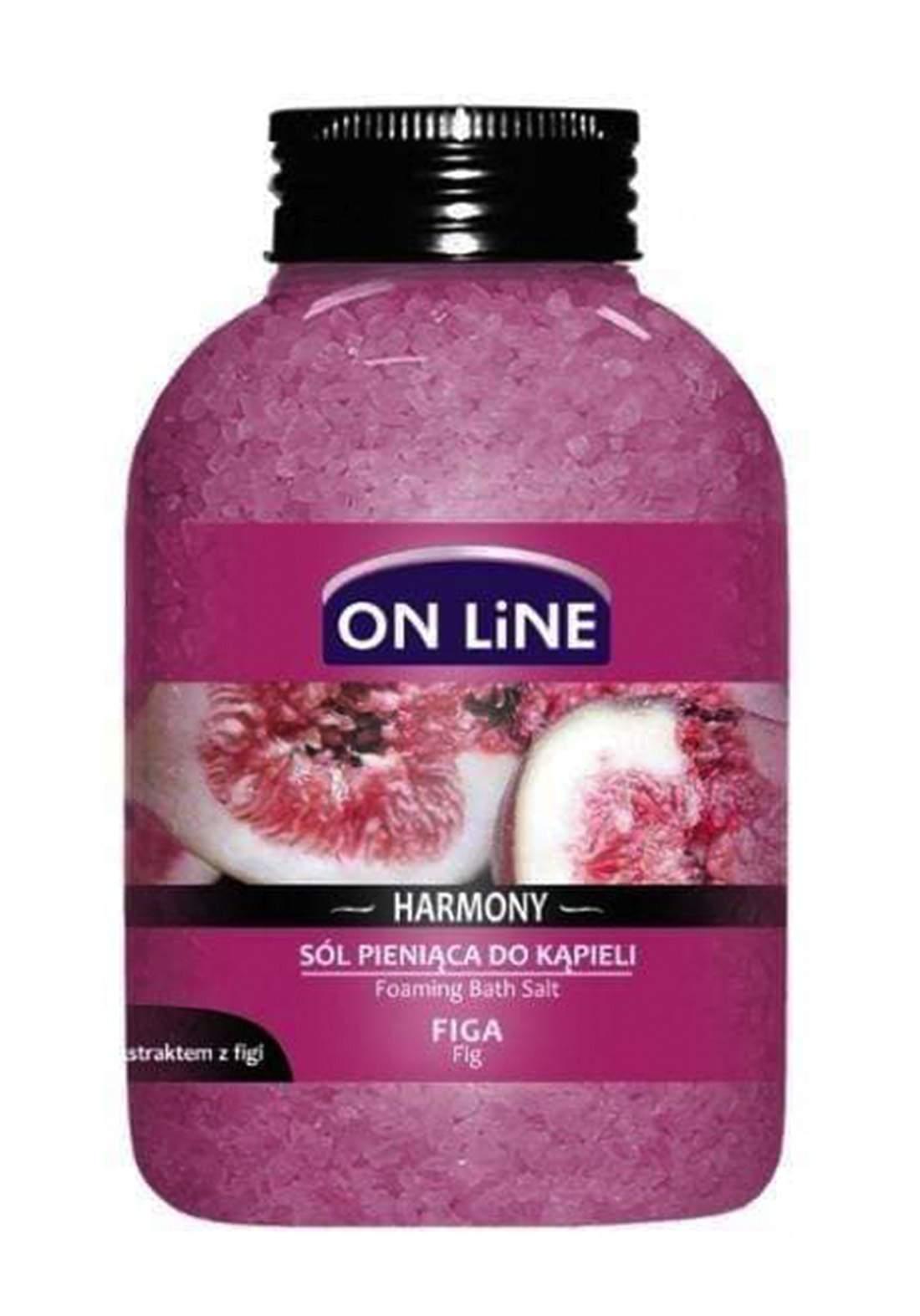 Online Harmony Figa 600g املاح العناية بالجسم