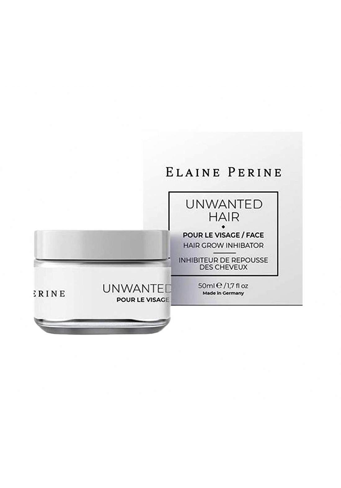 Elaine Perine Unwanted Hair Face 50ml كريم طبي لتقليل نمو شعر الوجه